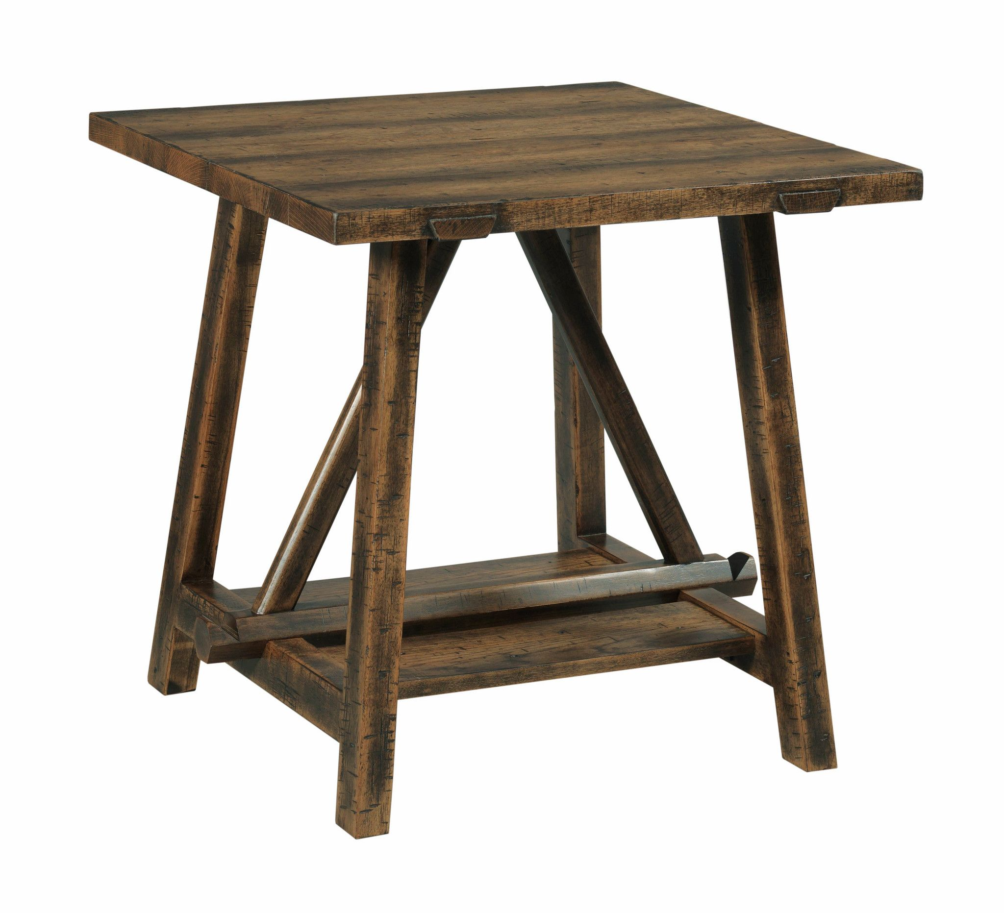 Tamarack End Table by Hammary at Wayside Furniture