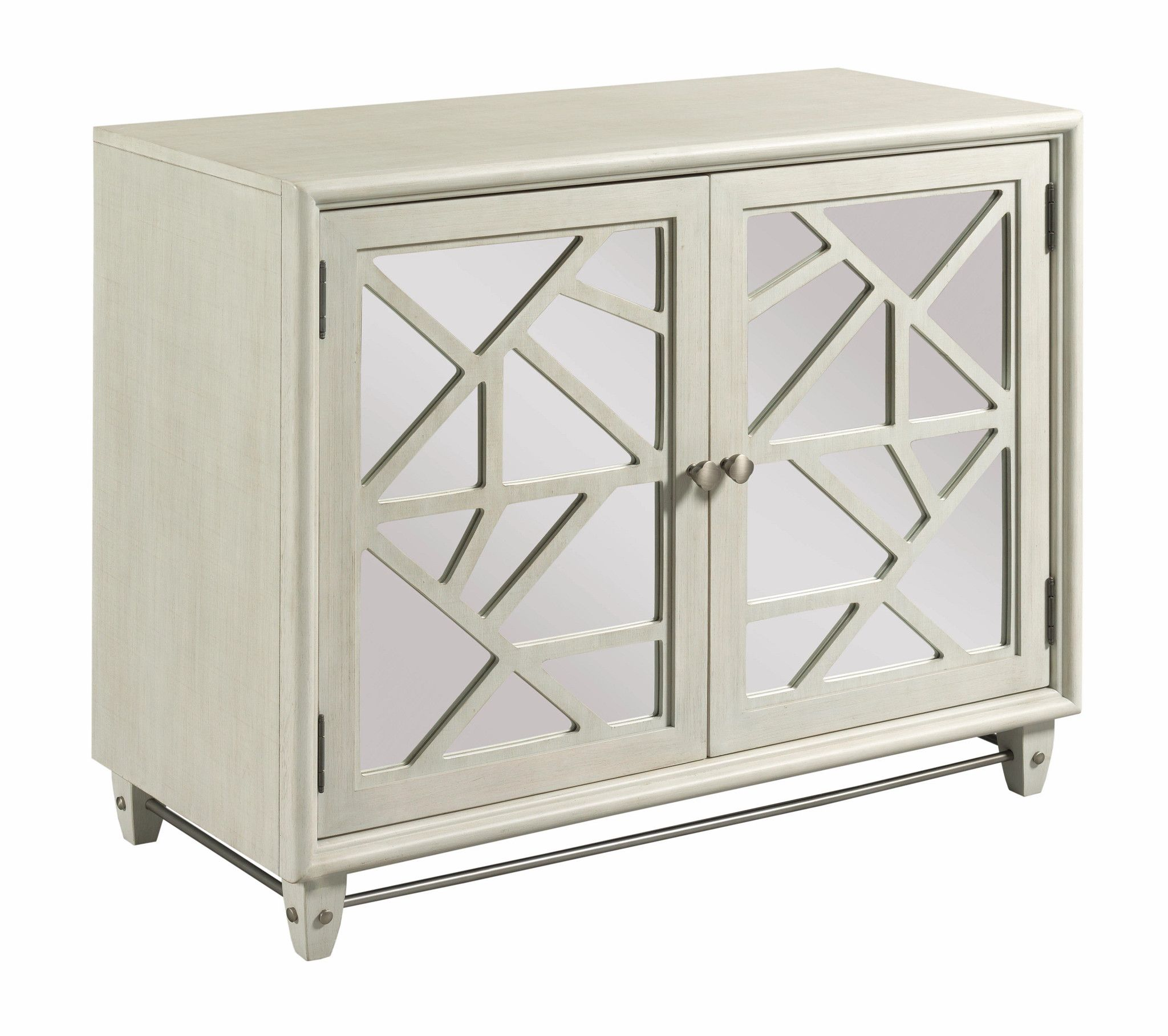 Hidden Treasures Accent Cabinet by Hammary at Home Collections Furniture