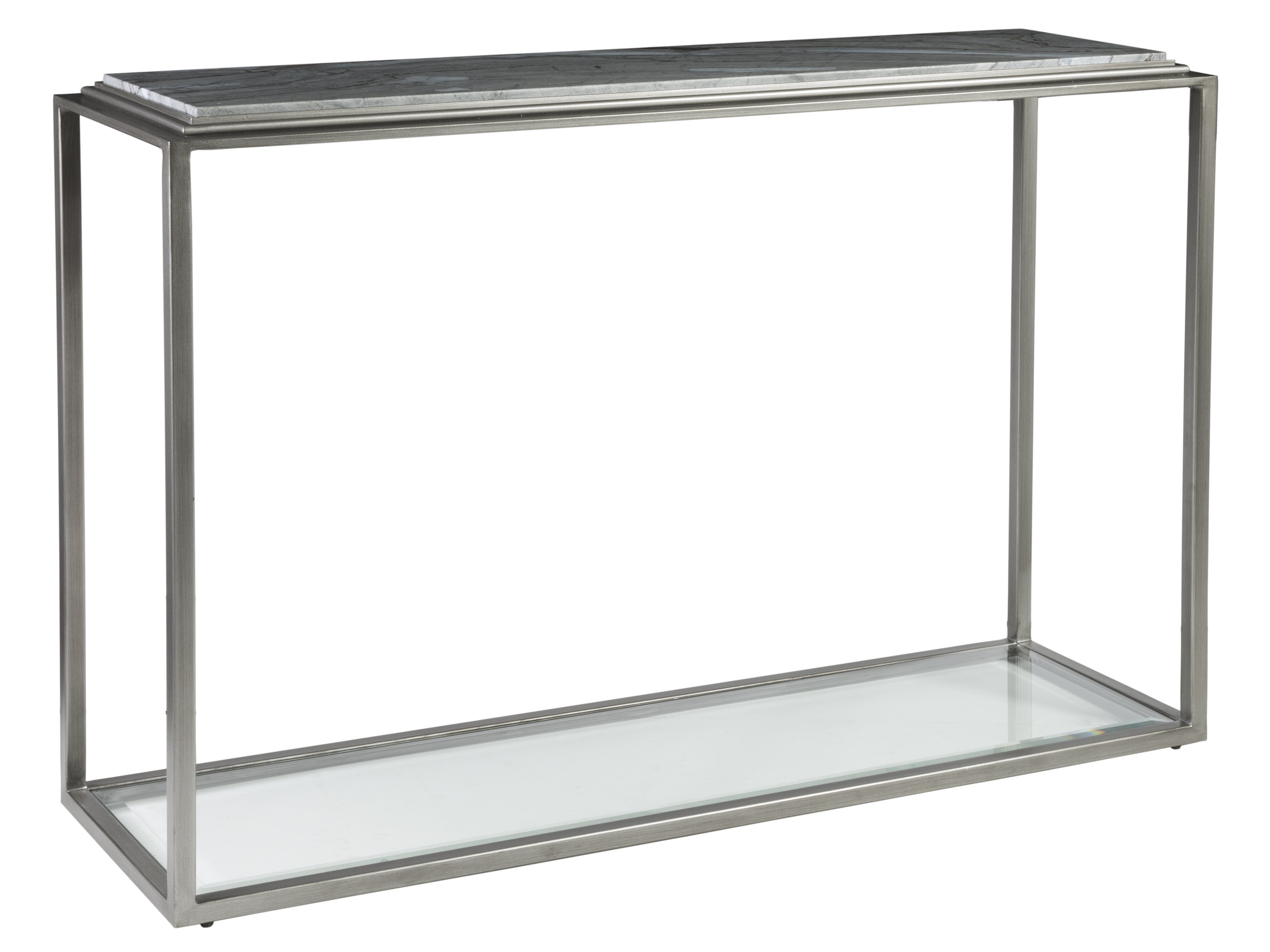 Treville Console Table by Artistica at Belfort Furniture