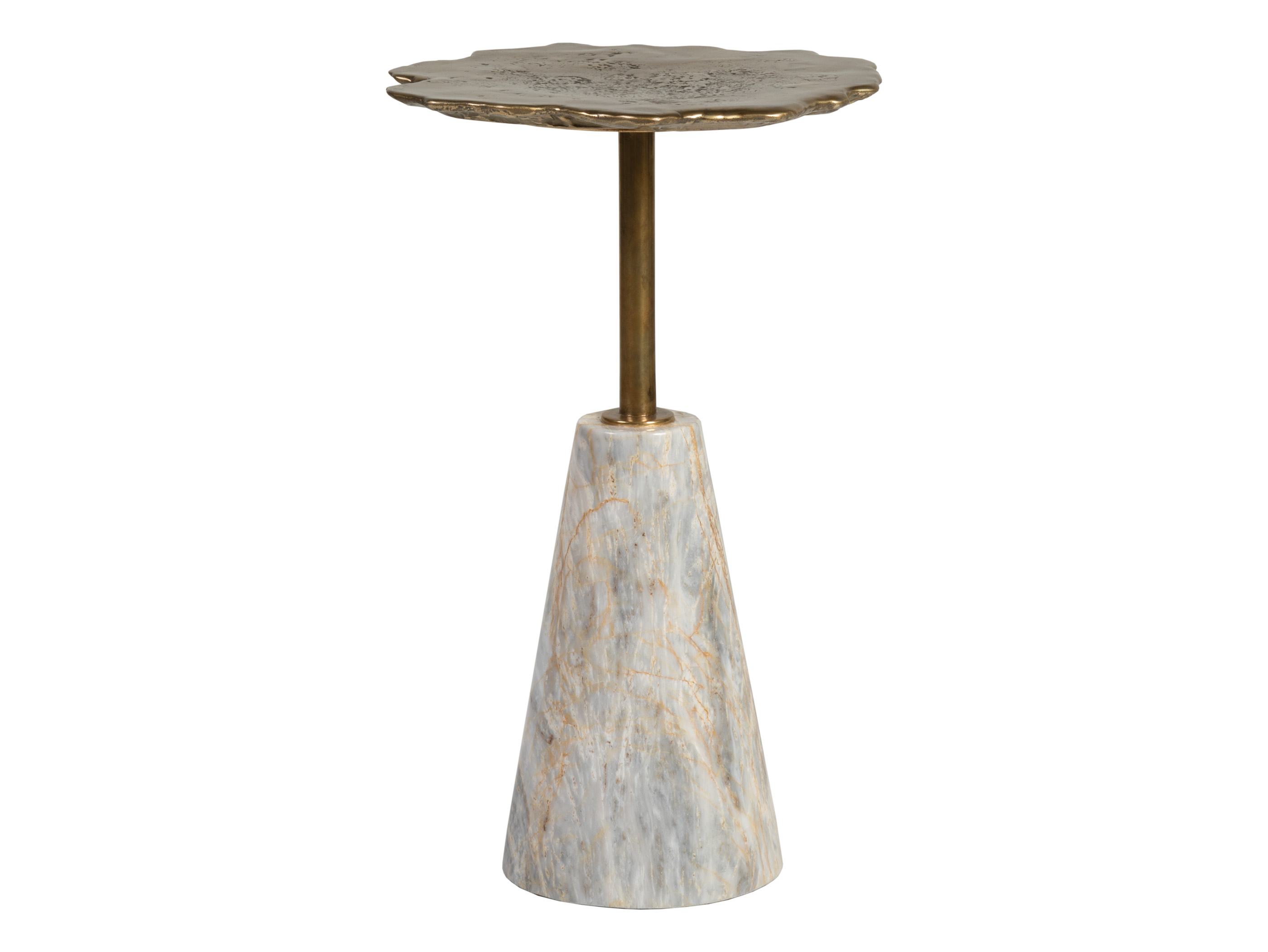 Moriarty Round Spot Table by Artistica at Jacksonville Furniture Mart