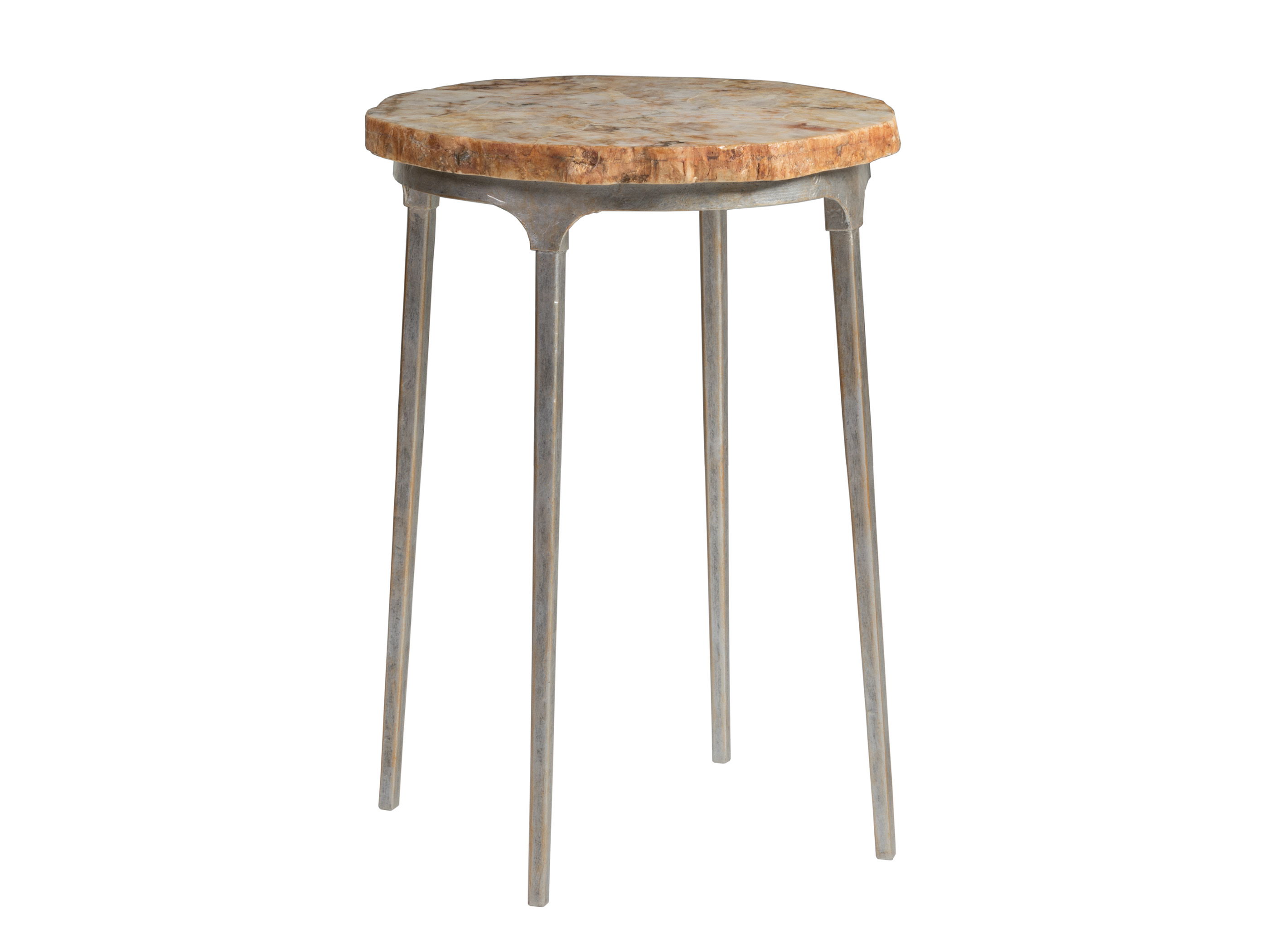 Clarence Round Spot Table by Artistica at Sprintz Furniture