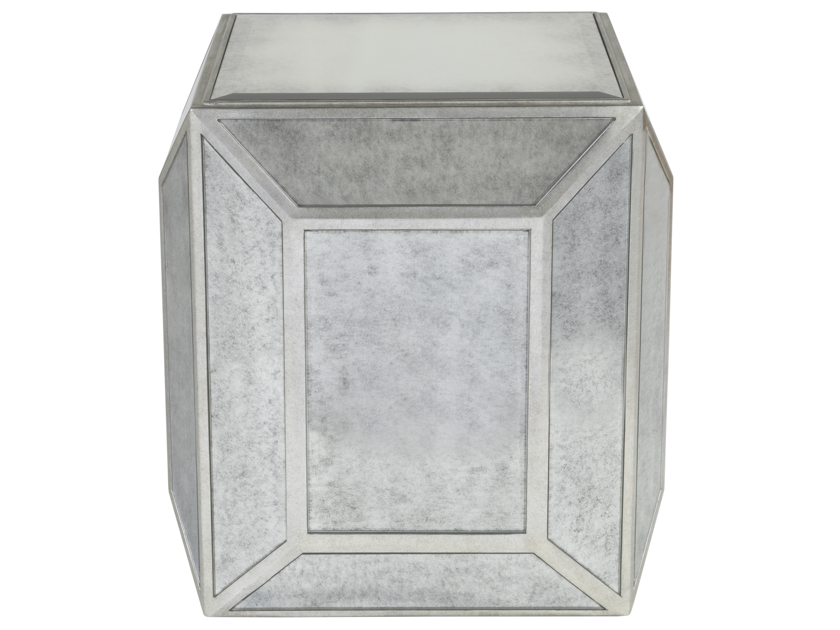 Metropole Square End Table by Artistica at Sprintz Furniture
