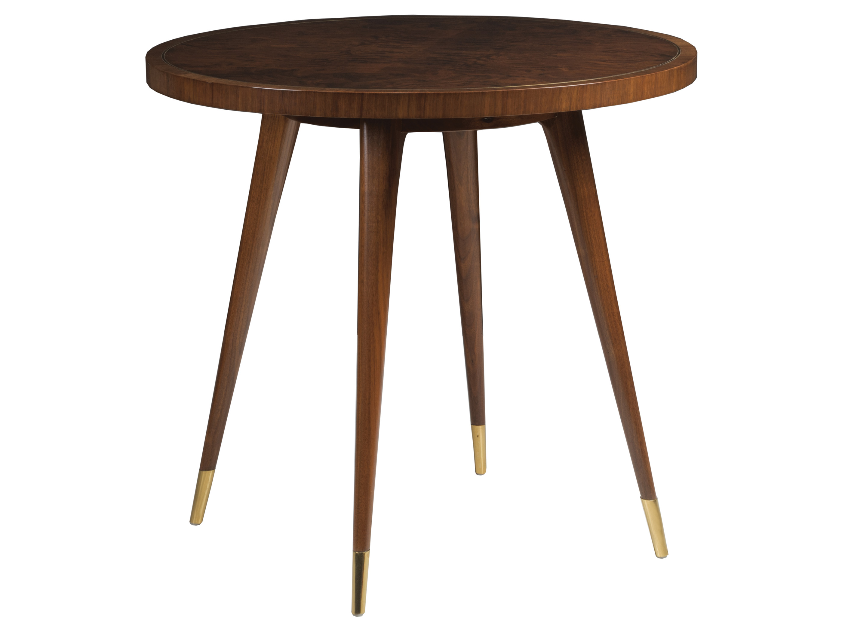 Marlowe Round End Table by Artistica at Sprintz Furniture