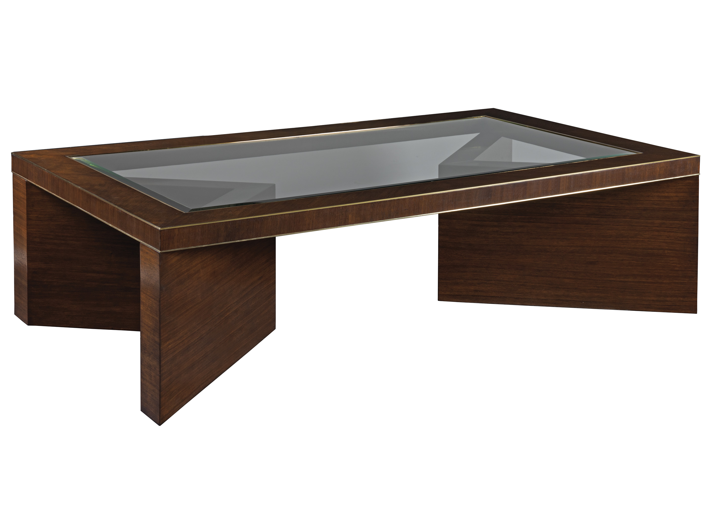 Marlowe Rectangular Cocktail Table by Artistica at Sprintz Furniture