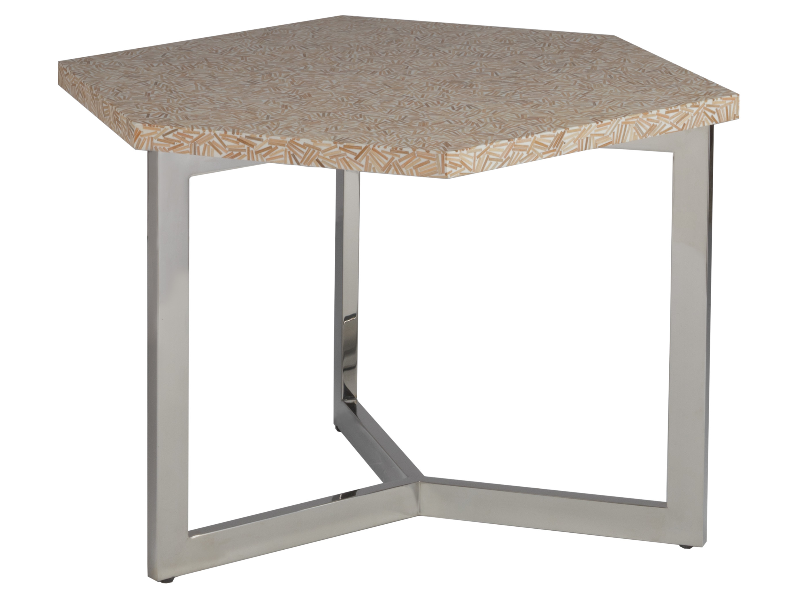 Hexagonal Bunching Table