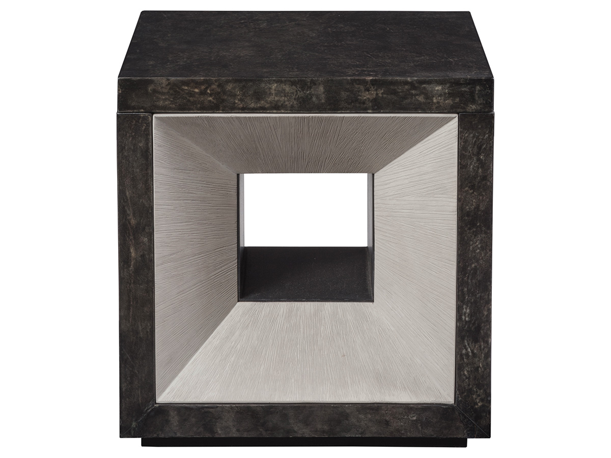 Mantra Cube Table by Artistica at Belfort Furniture