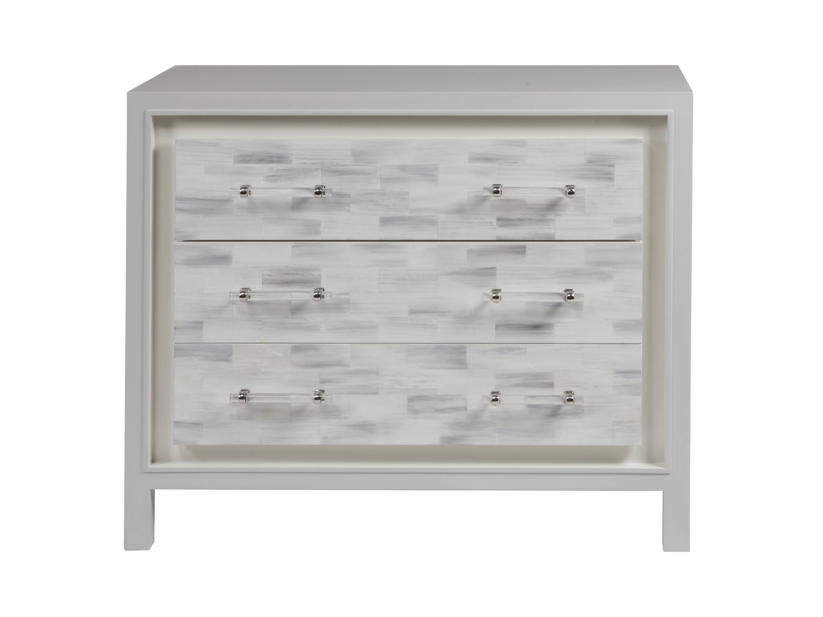Elation 3-Drawer Chest by Artistica at Baer's Furniture