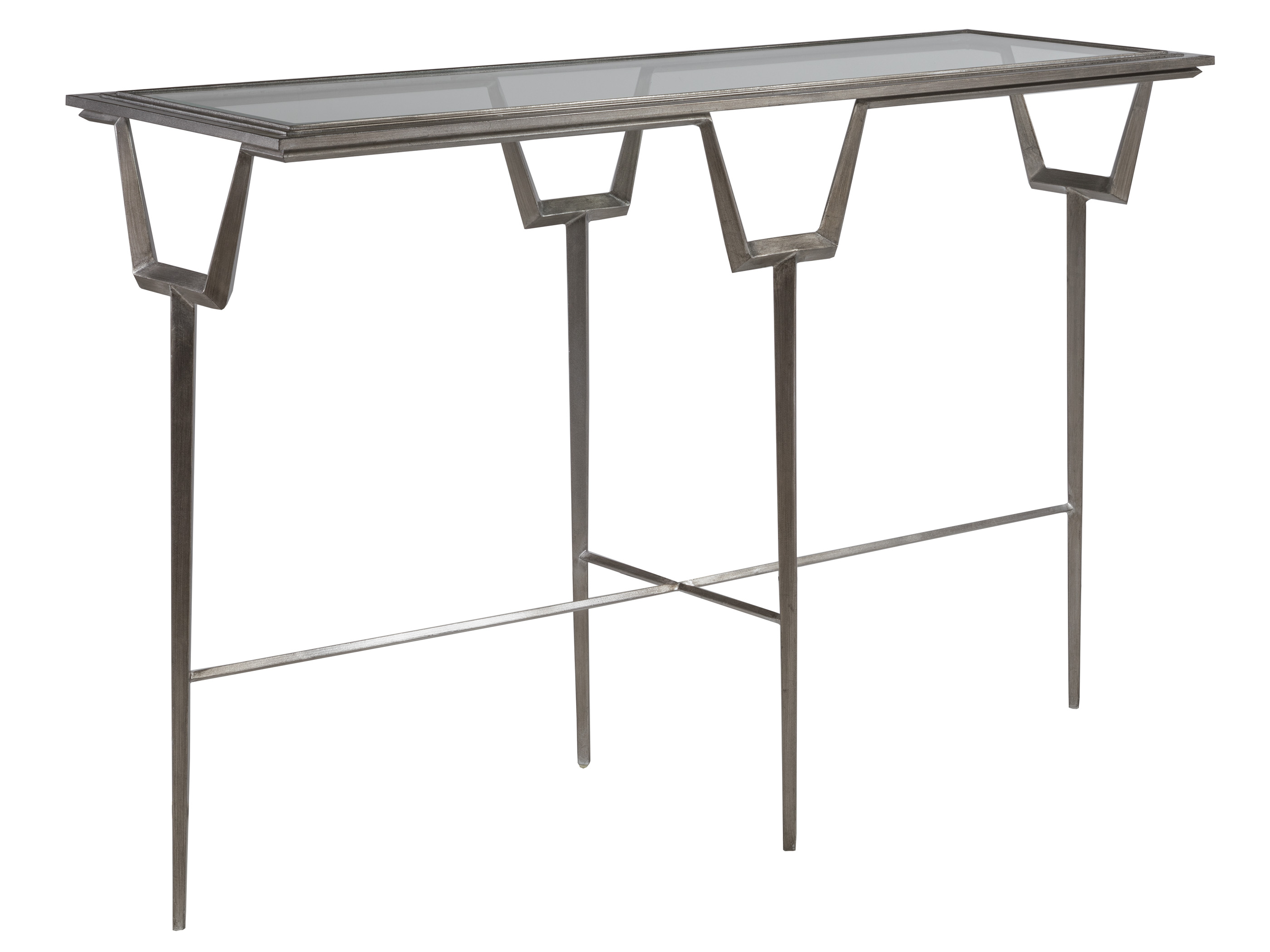 Voila Console Table by Artistica at Sprintz Furniture