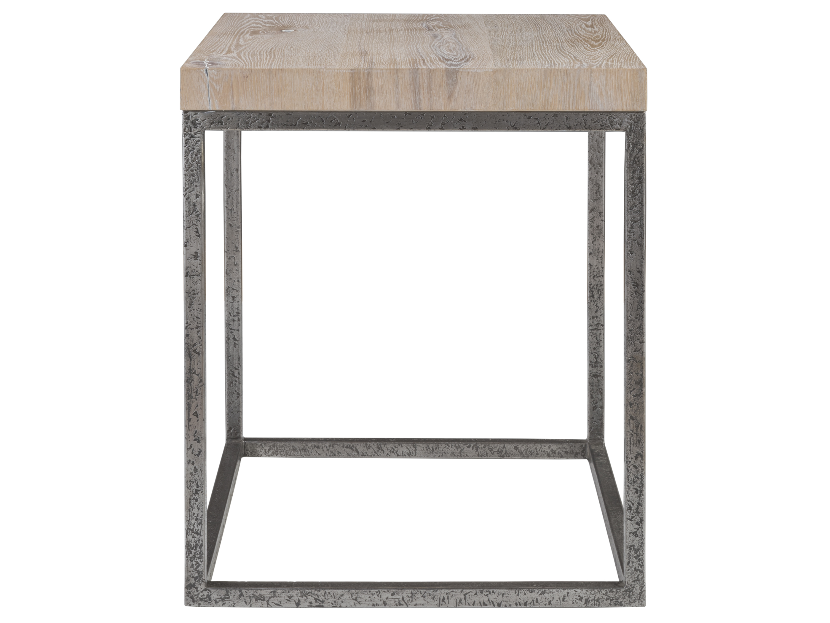 Foray Rectangular End Table by Artistica at Sprintz Furniture