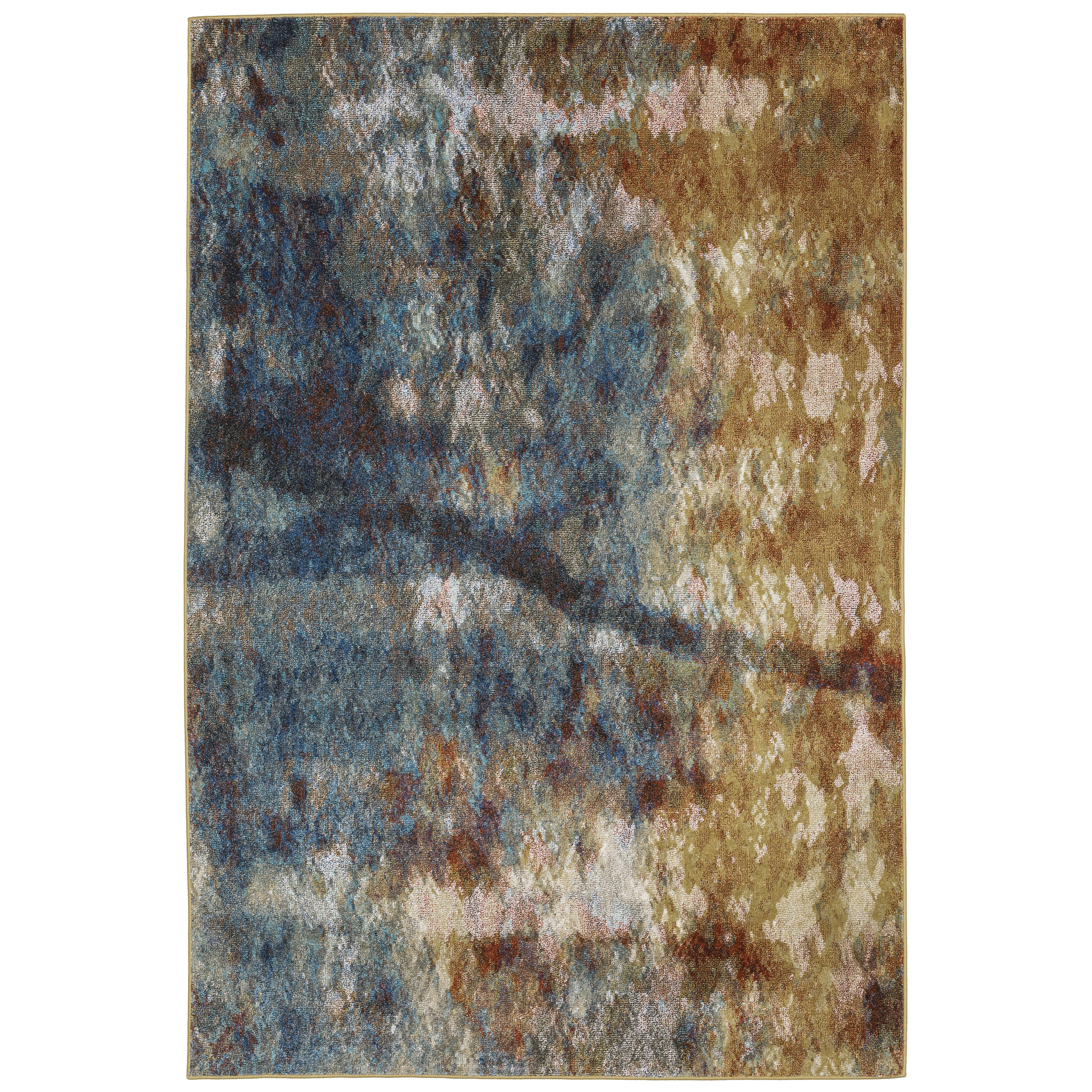 """VENICE 5' 3"""" X  7' 3"""" Rug by Oriental Weavers at Esprit Decor Home Furnishings"""