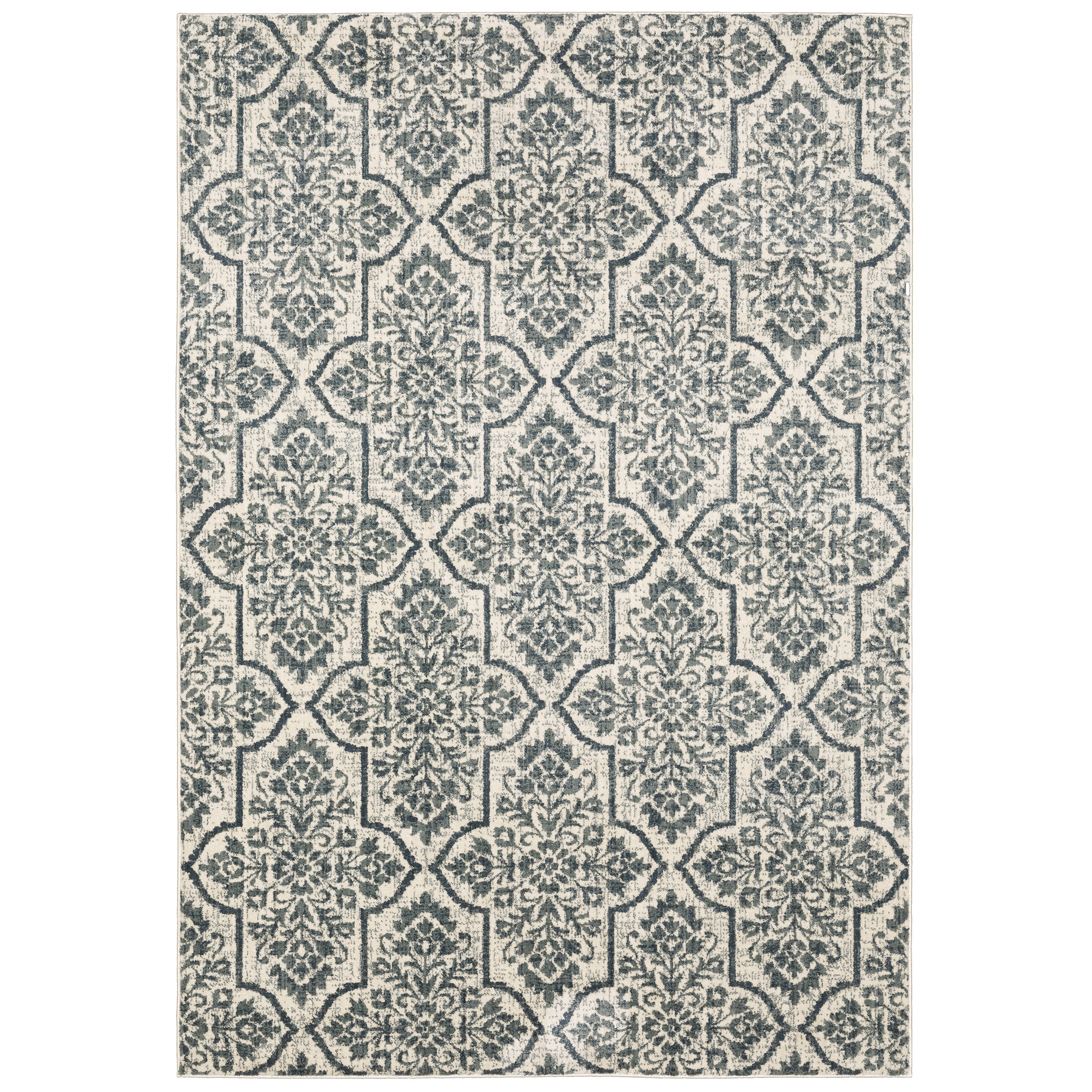"""FIONA 6' 7"""" X  9' 2"""" Rug by Oriental Weavers at Rooms for Less"""
