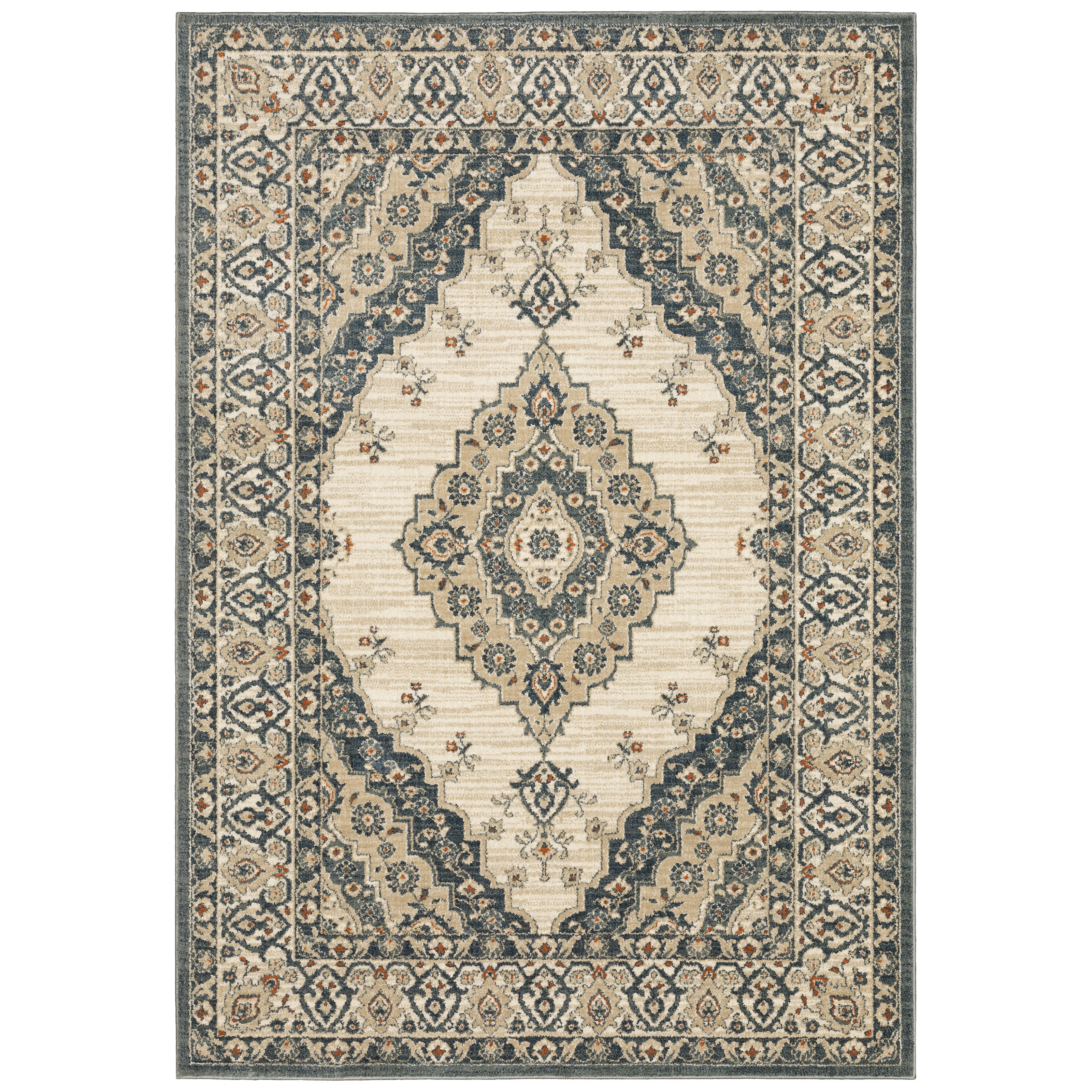 """FIONA 7'10"""" X 10' Rug by Oriental Weavers at Jacksonville Furniture Mart"""