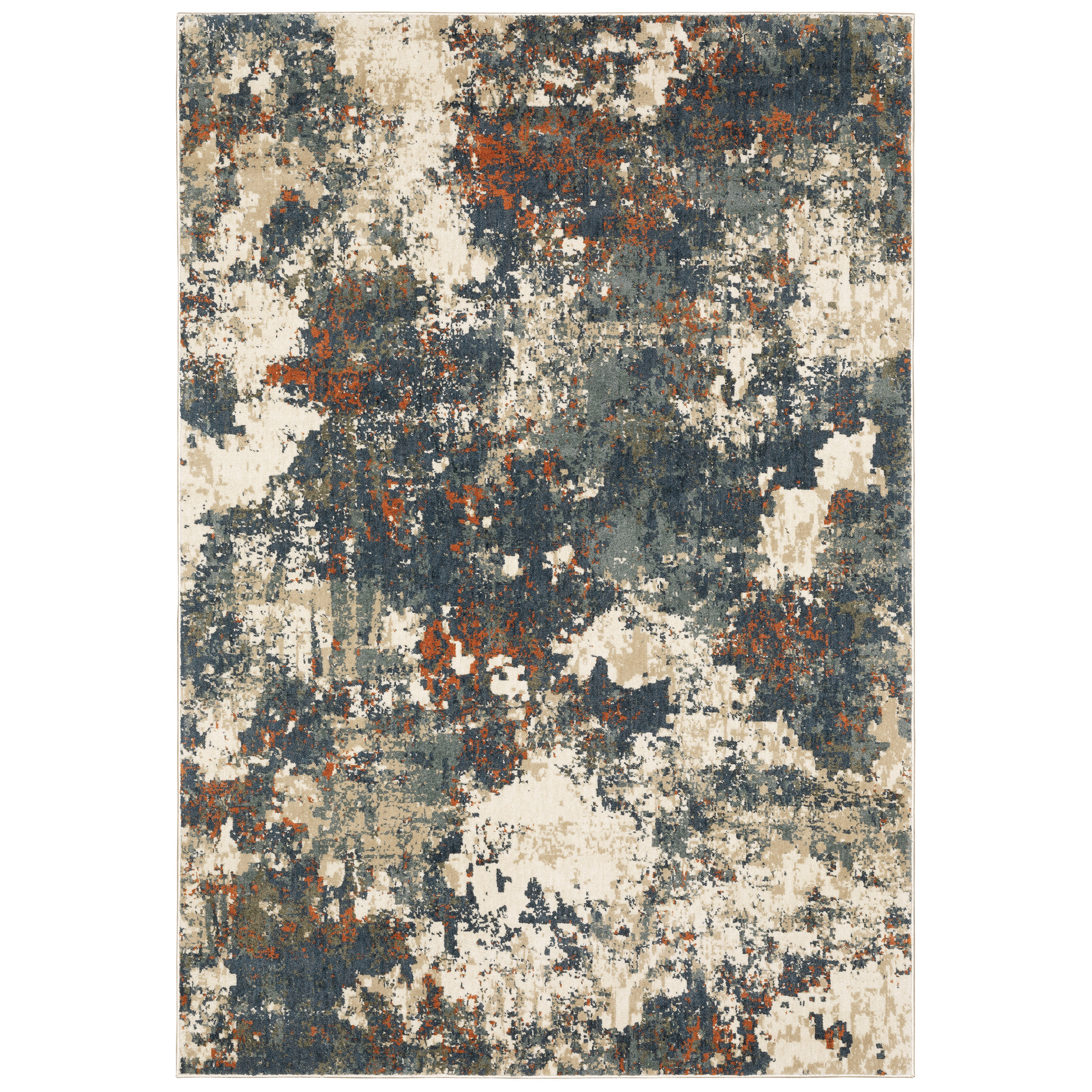 """FIONA 7'10"""" X 10' Rug by Oriental Weavers at Godby Home Furnishings"""