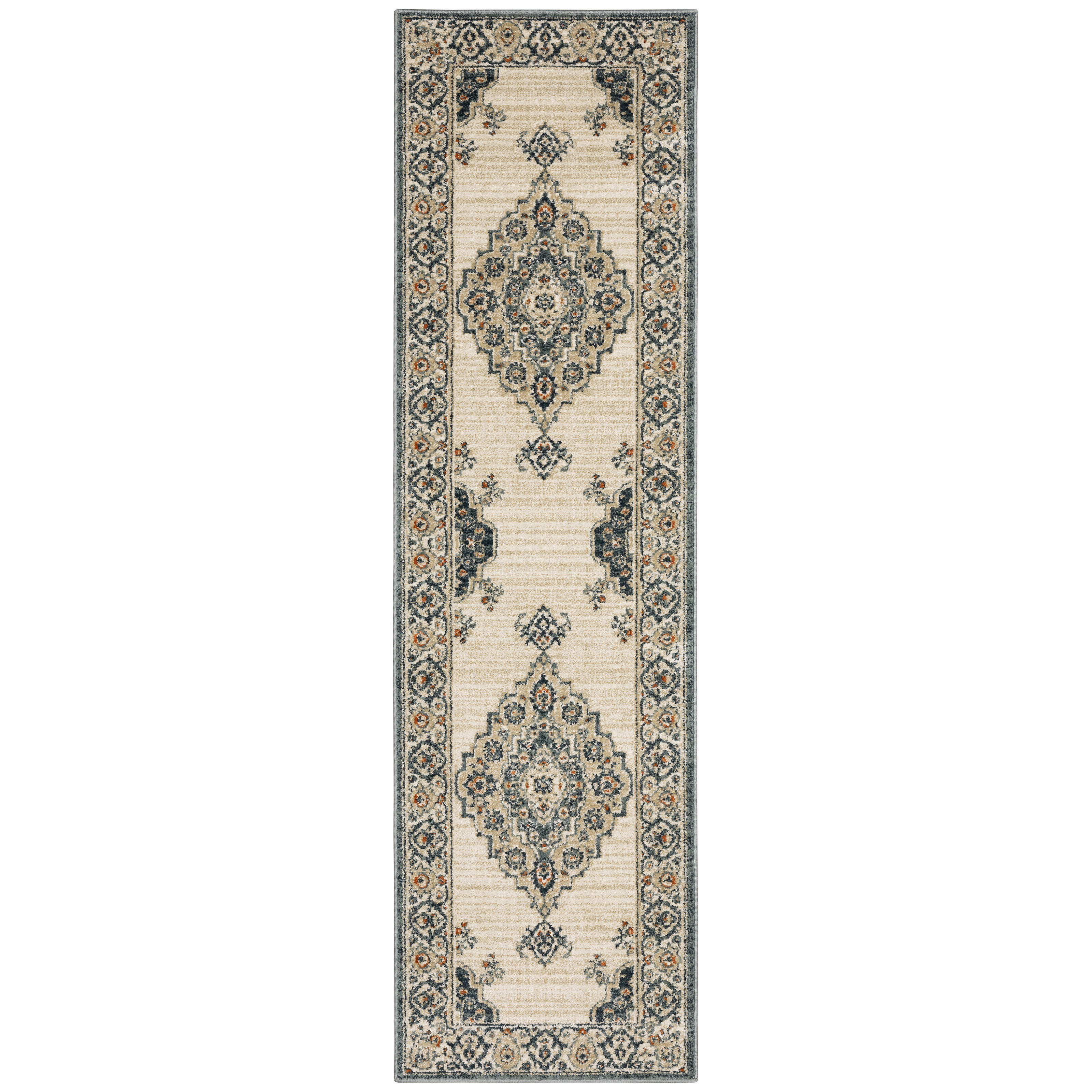 """FIONA 2' 3"""" X  7' 3"""" Rug by Oriental Weavers at Esprit Decor Home Furnishings"""