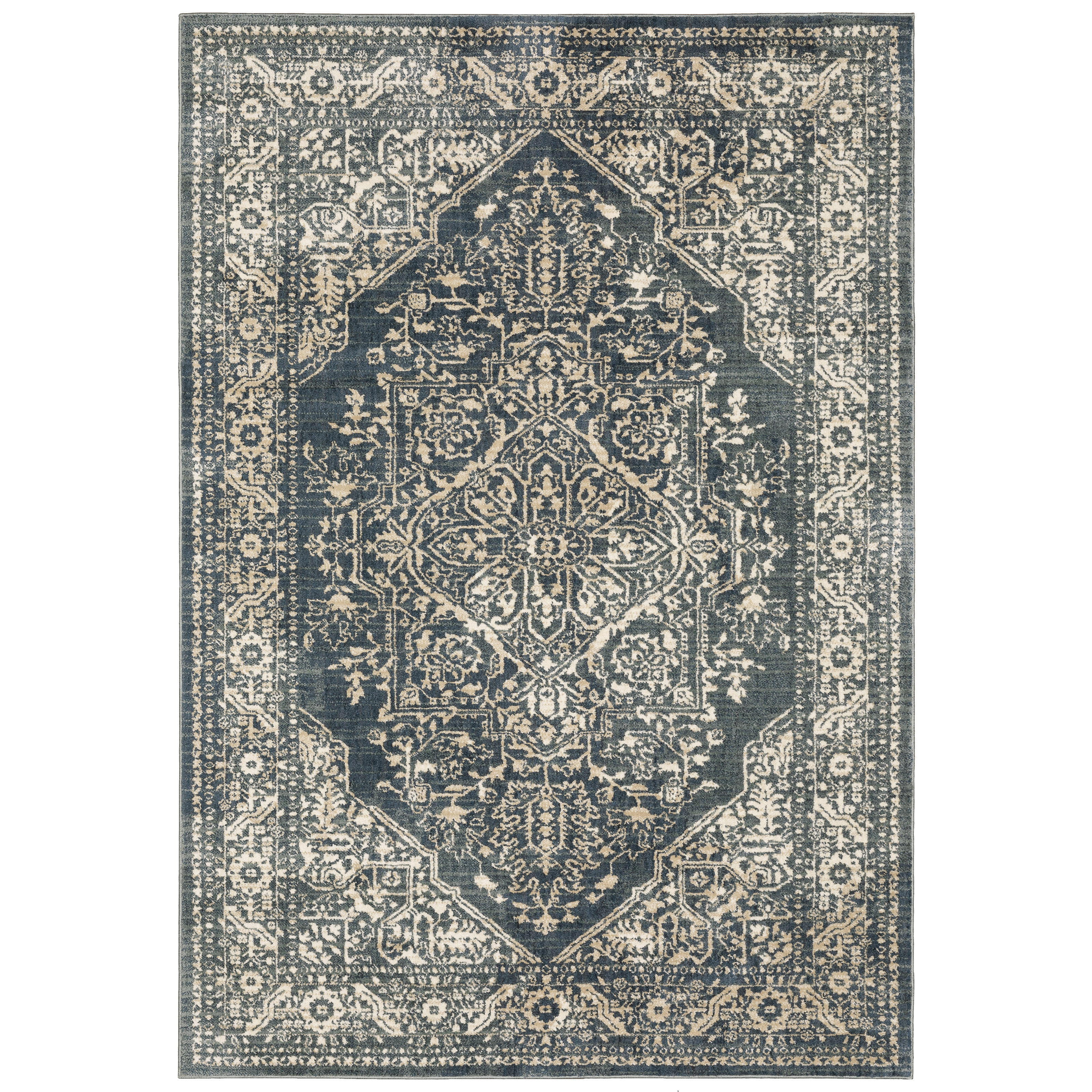 """FIONA 5' 3"""" X  7' 3"""" Rug by Oriental Weavers at Rooms for Less"""