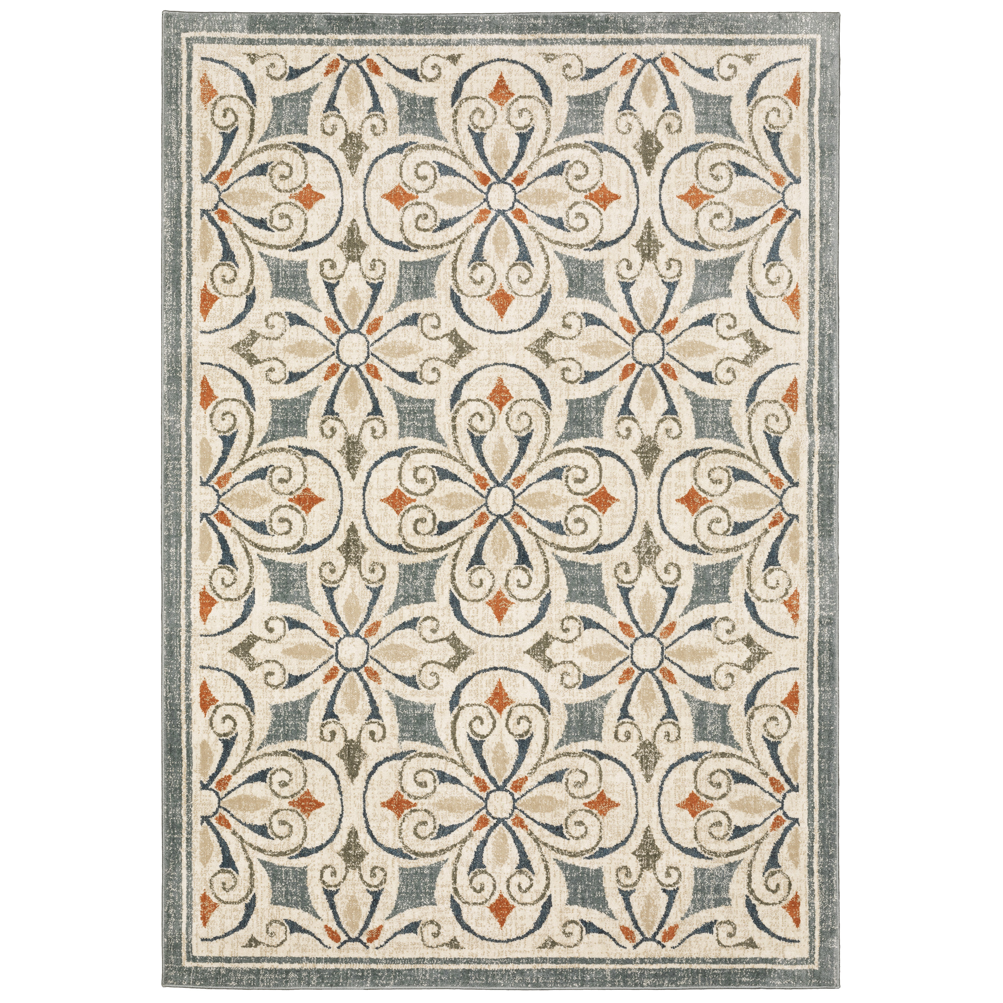 """FIONA 7'10"""" X 10' Rug by Oriental Weavers at Esprit Decor Home Furnishings"""