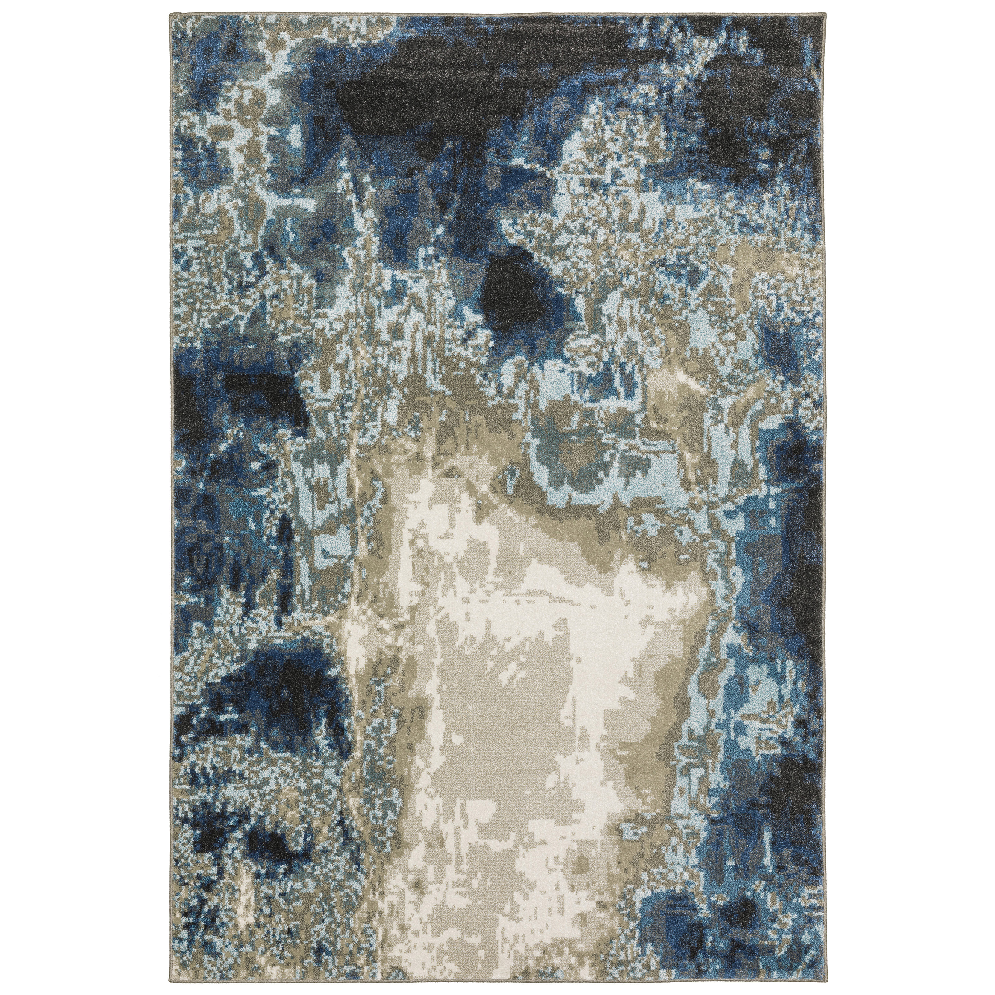 """VENICE 5' 3"""" X  7' 3"""" Rug by Oriental Weavers at Rooms for Less"""