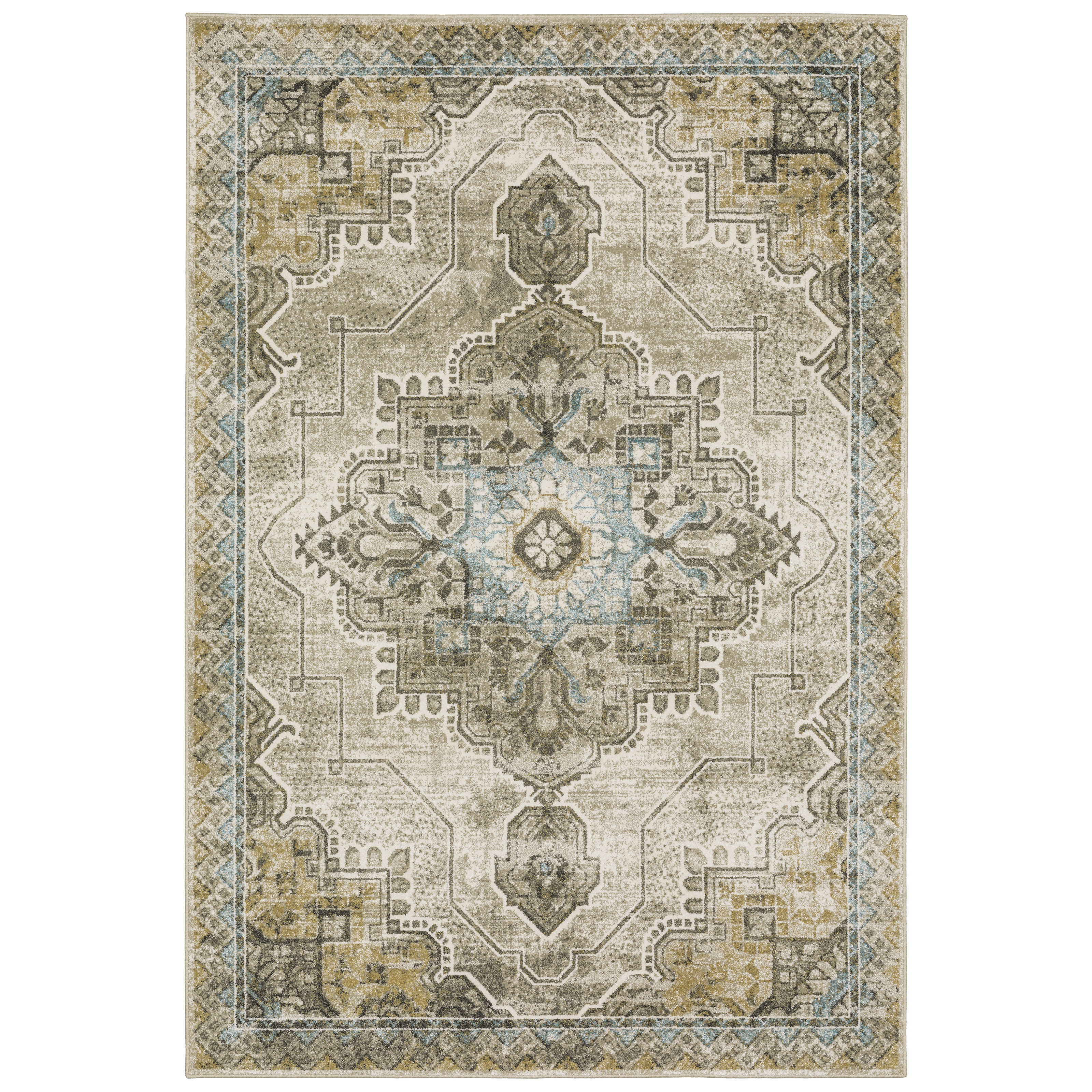 """VENICE 9'10"""" X 12'10"""" Rug by Oriental Weavers at Jacksonville Furniture Mart"""
