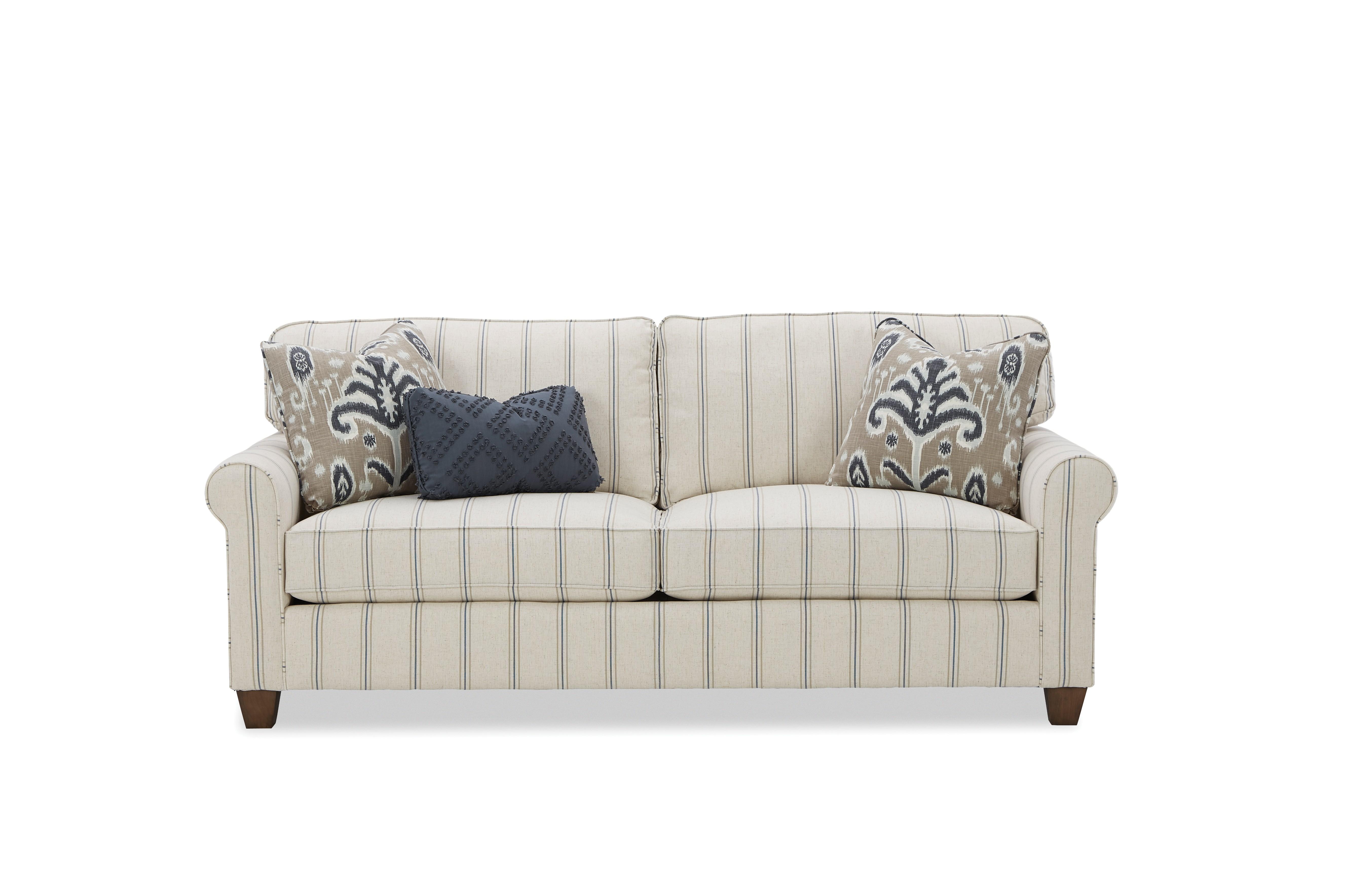 717450 2-Seat Sofa by Craftmaster at Furniture Barn