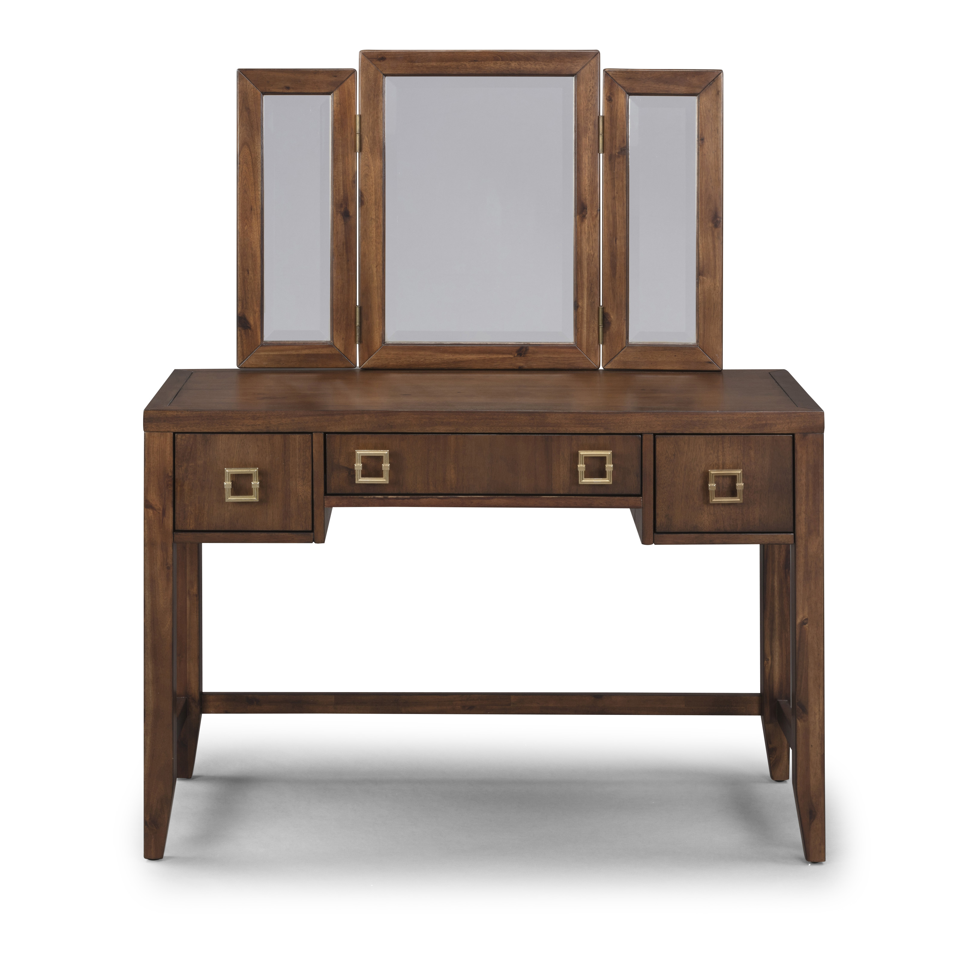 Bungalow Vanities/Vanity Sets by homestyles at Fisher Home Furnishings