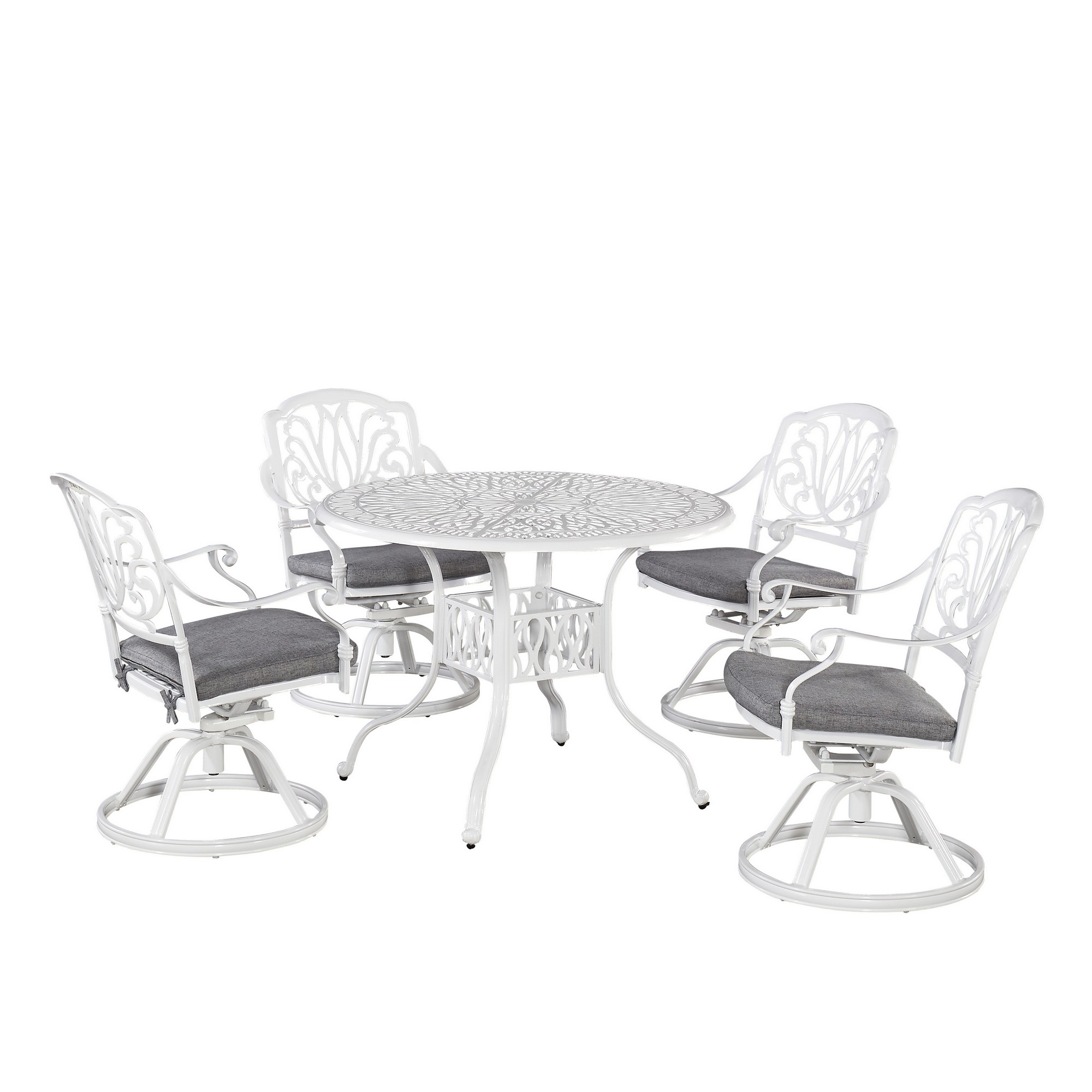 Capri 5 Piece OutdoorDining Set by homestyles at Value City Furniture