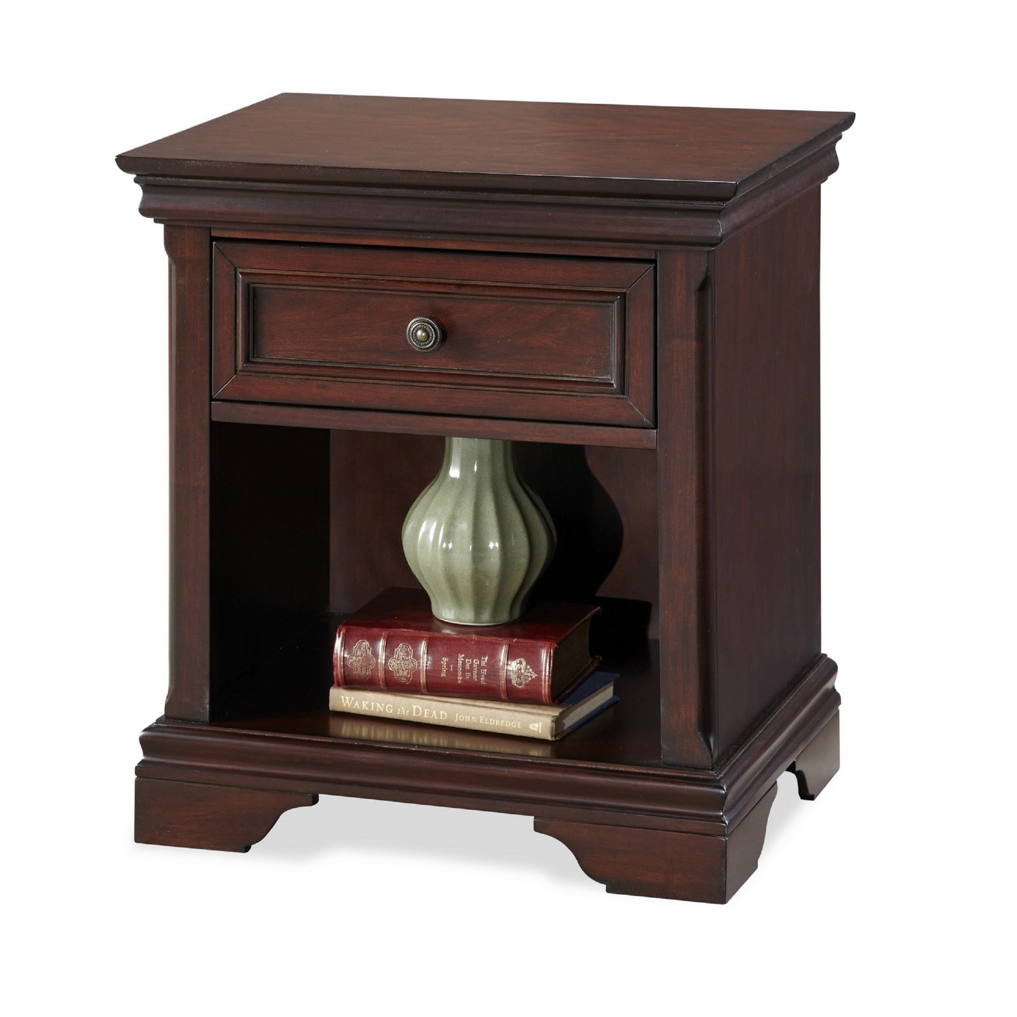 Lafayette Nightstand by homestyles at Sam Levitz Furniture