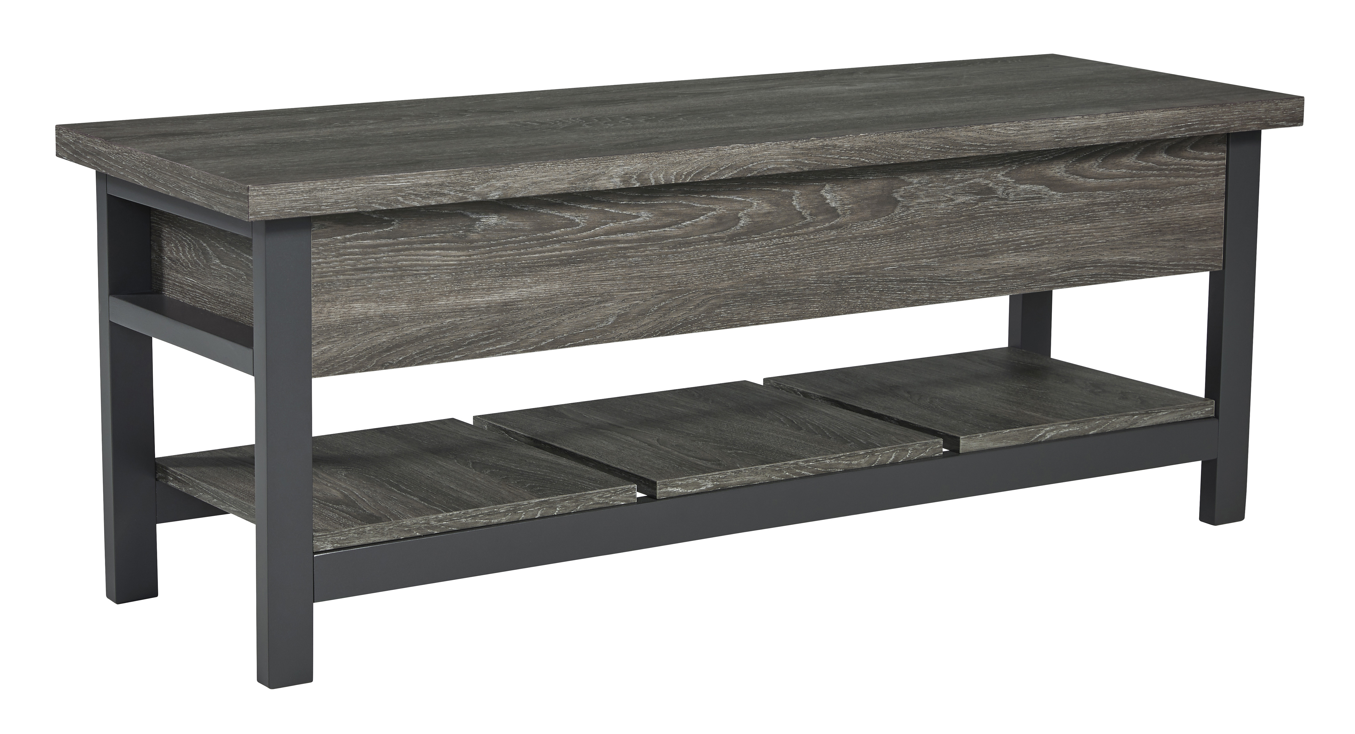 Rhyson Storage Bench by Signature Design by Ashley at Furniture Barn