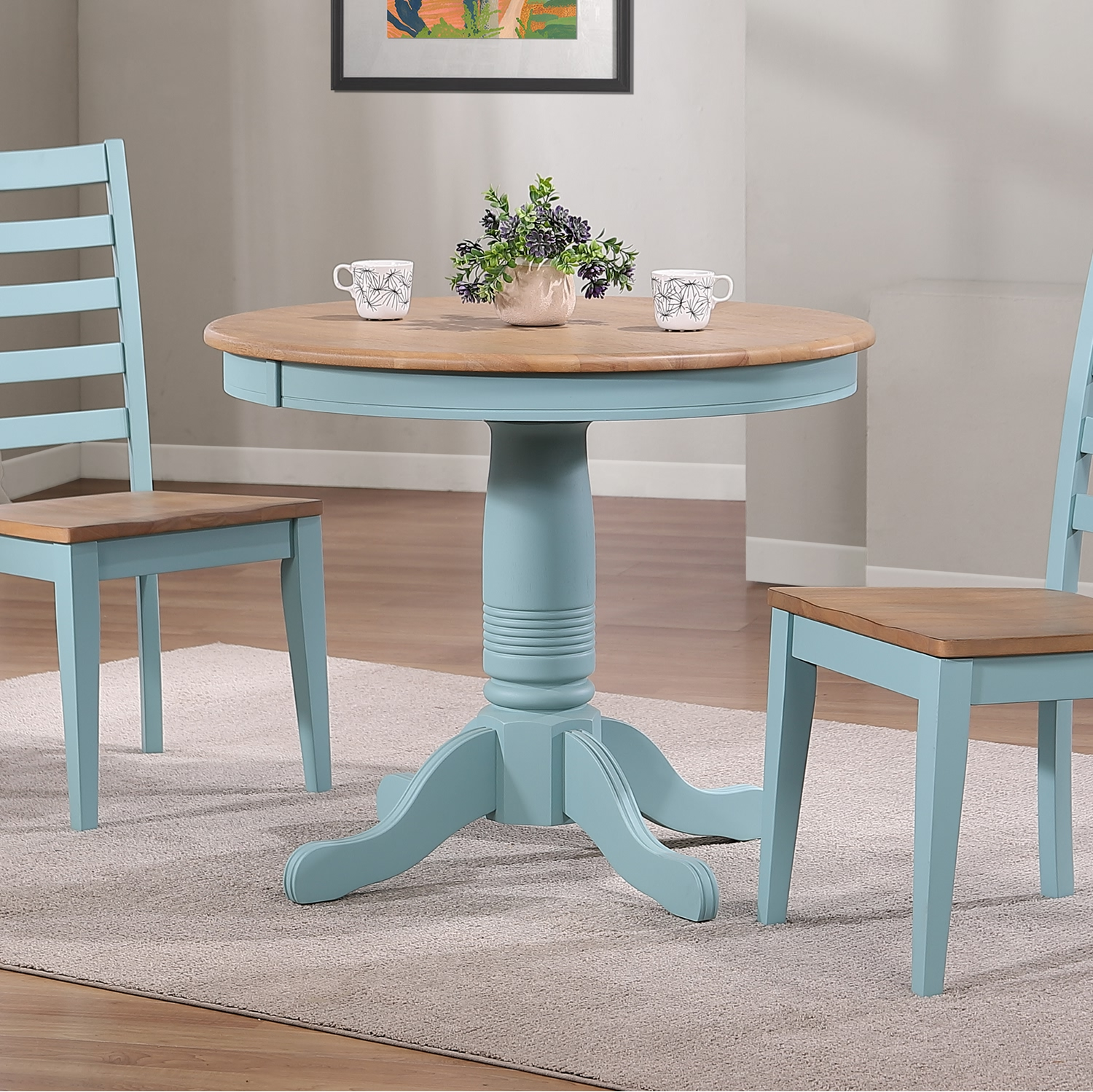 Palm Bay Dining Table by Winners Only at Mueller Furniture