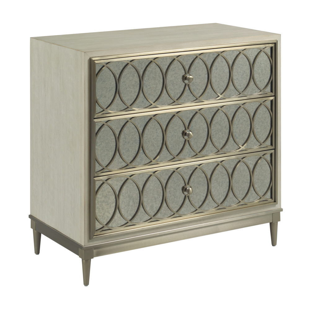 Galerie Accent Chests by Hammary at Esprit Decor Home Furnishings