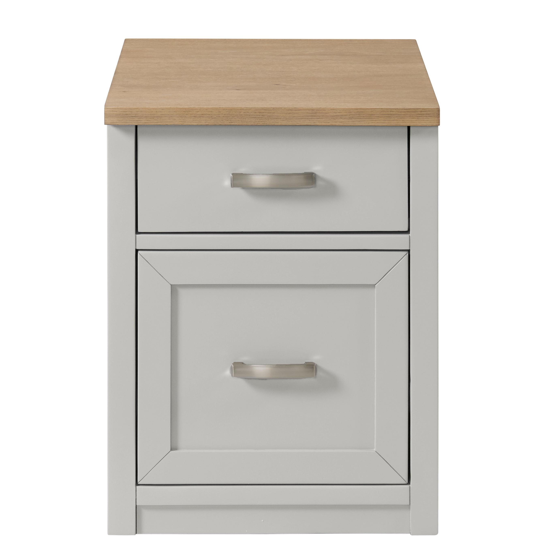 Osborne Mobile File Cabient by Riverside Furniture at Michael Alan Furniture & Design