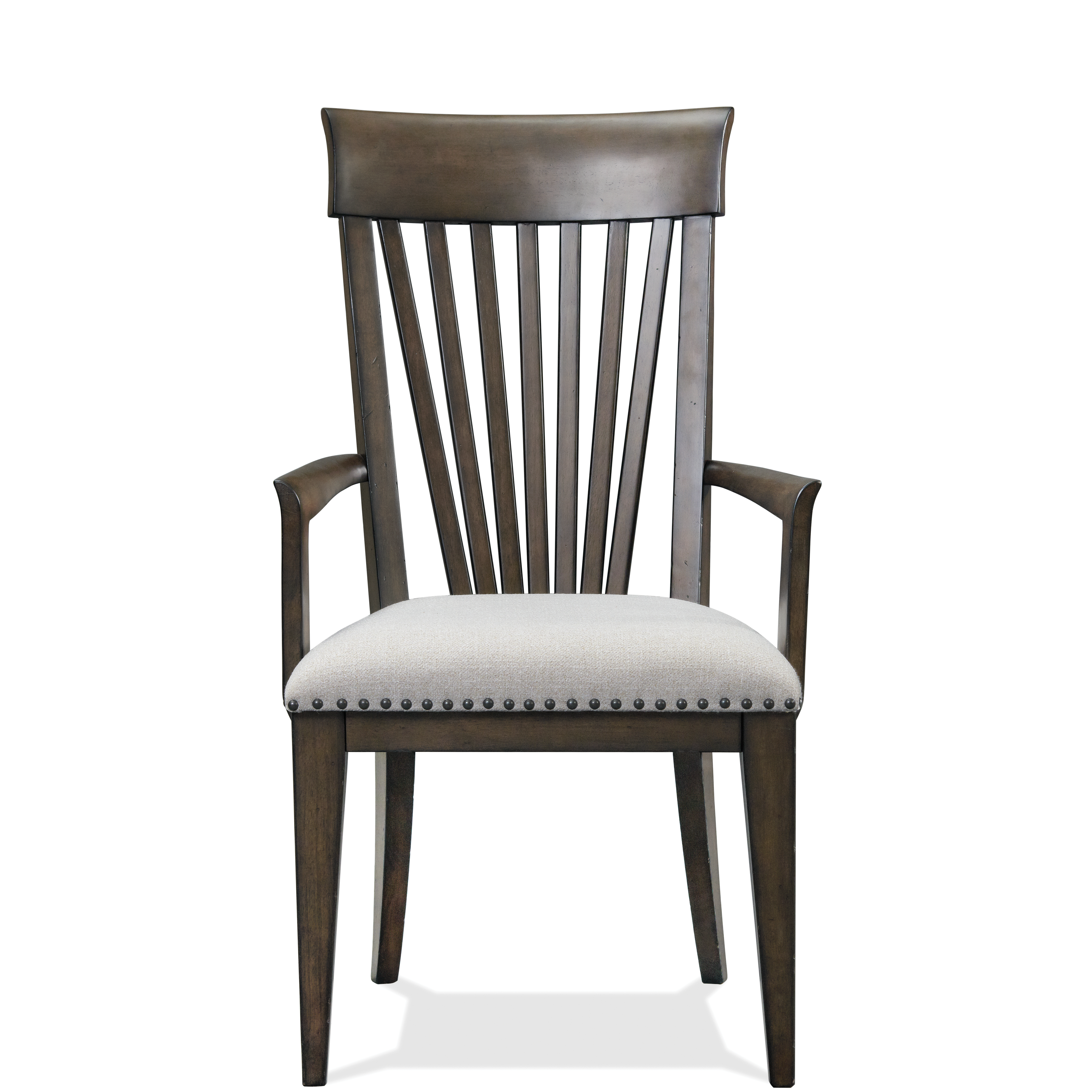 Forsyth Arm Chair by Riverside Furniture at Mueller Furniture