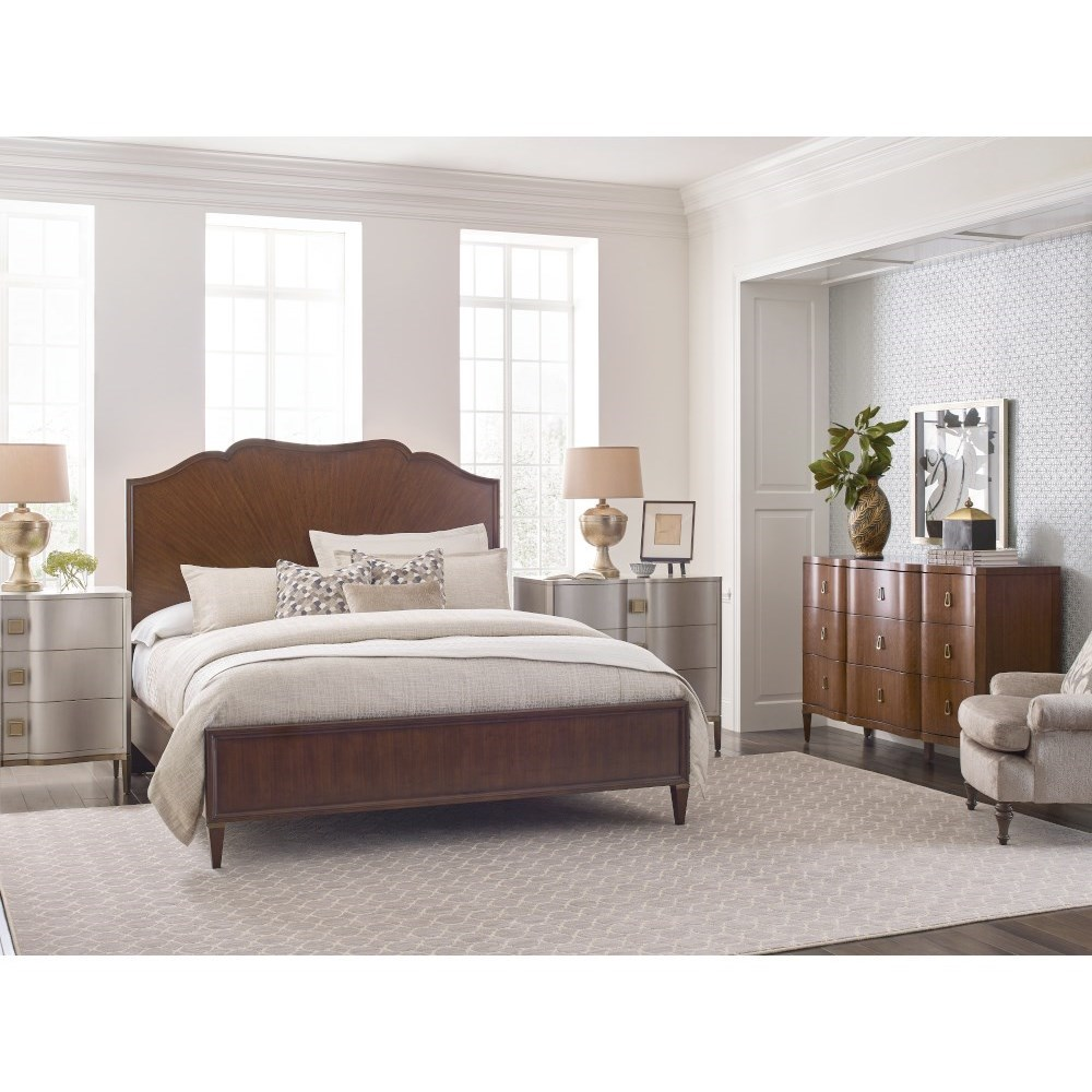Vantage Cal King Bedroom Group by American Drew at Suburban Furniture