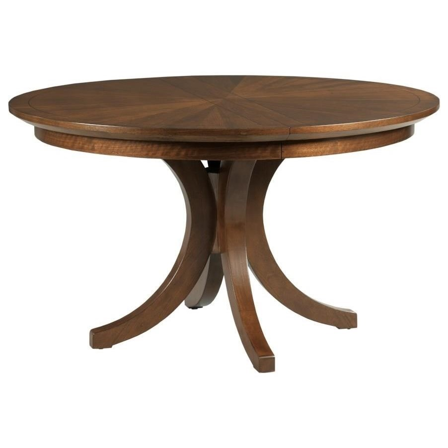 Vantage Dining Table by American Drew at Lindy's Furniture Company