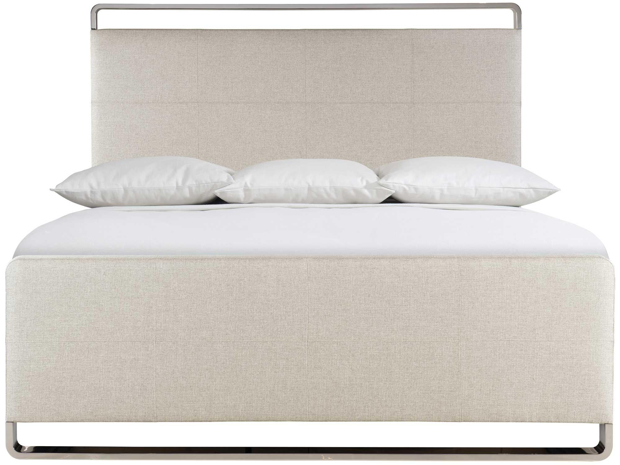 Interiors - Salena Panel Bed by Bernhardt at Stuckey Furniture