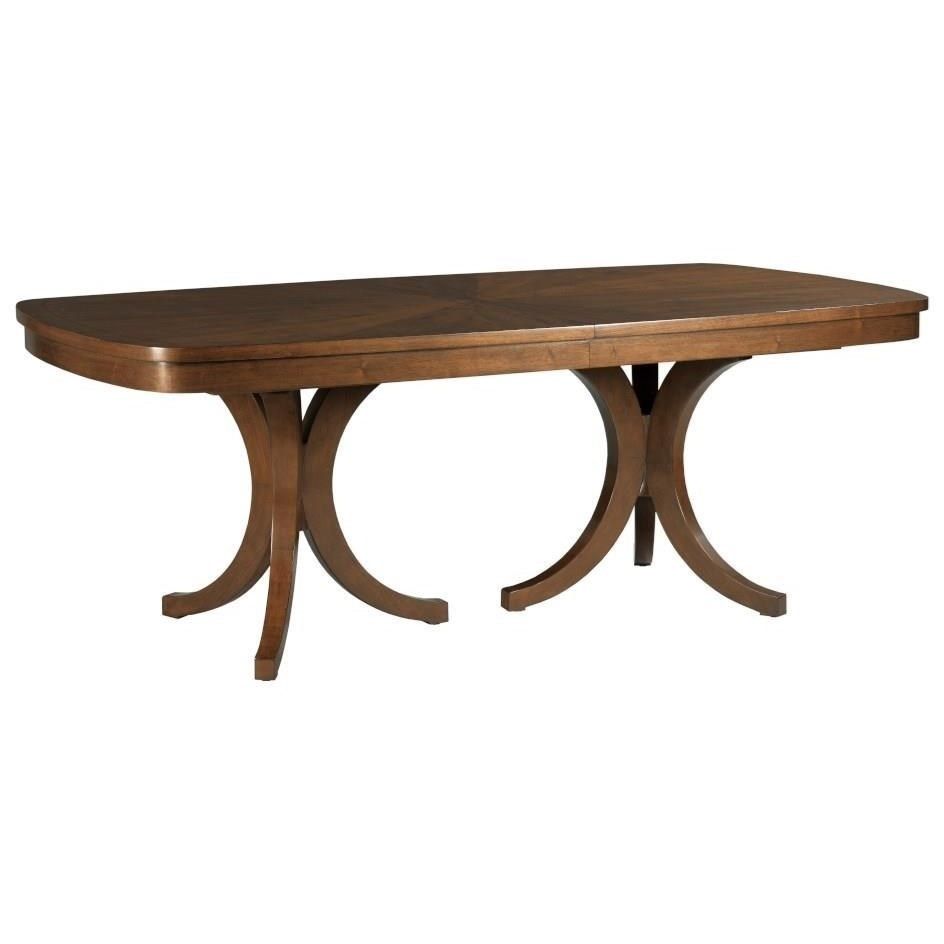 Vantage Dining Table by American Drew at Stoney Creek Furniture