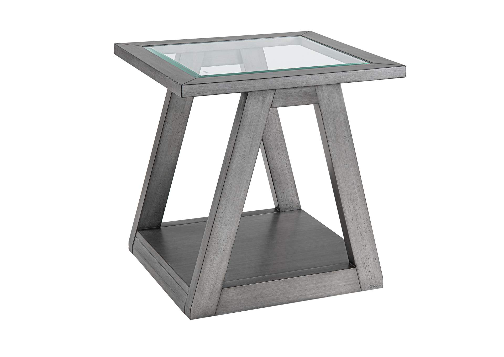 Vue End Table by Lane at Story & Lee Furniture