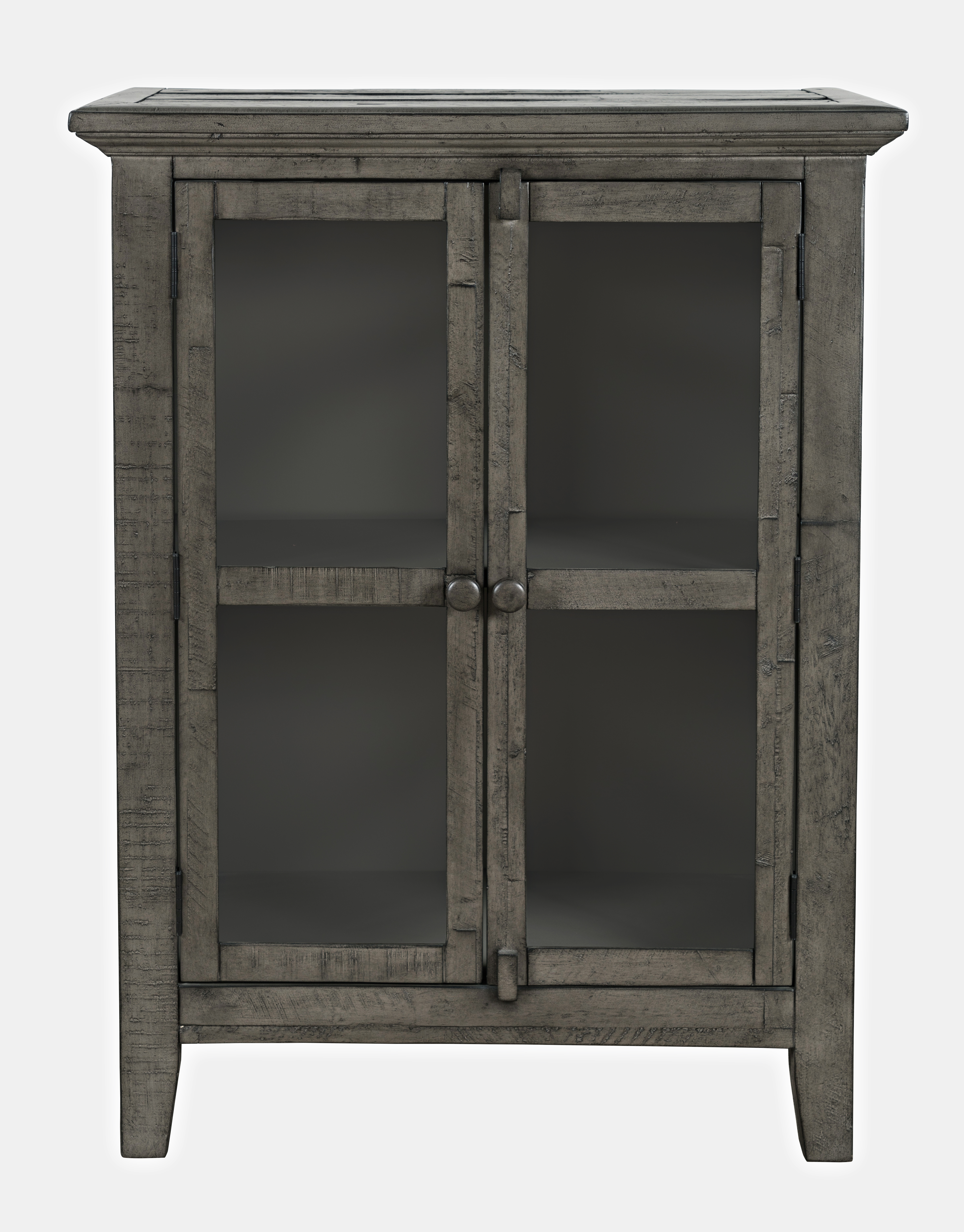 Rustic Shores 2 Door High Cabinet by VFM Signature at Virginia Furniture Market