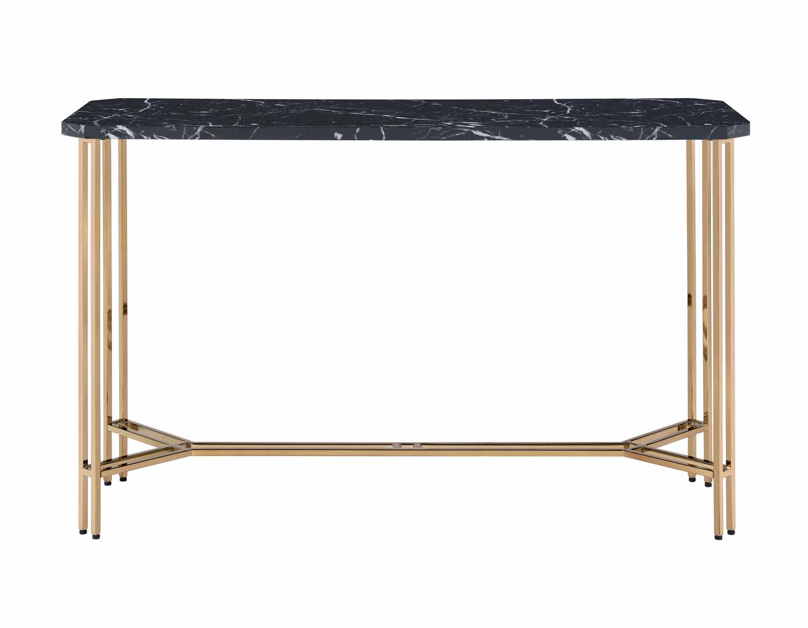 Daxton Sofa Table by Star at EFO Furniture Outlet