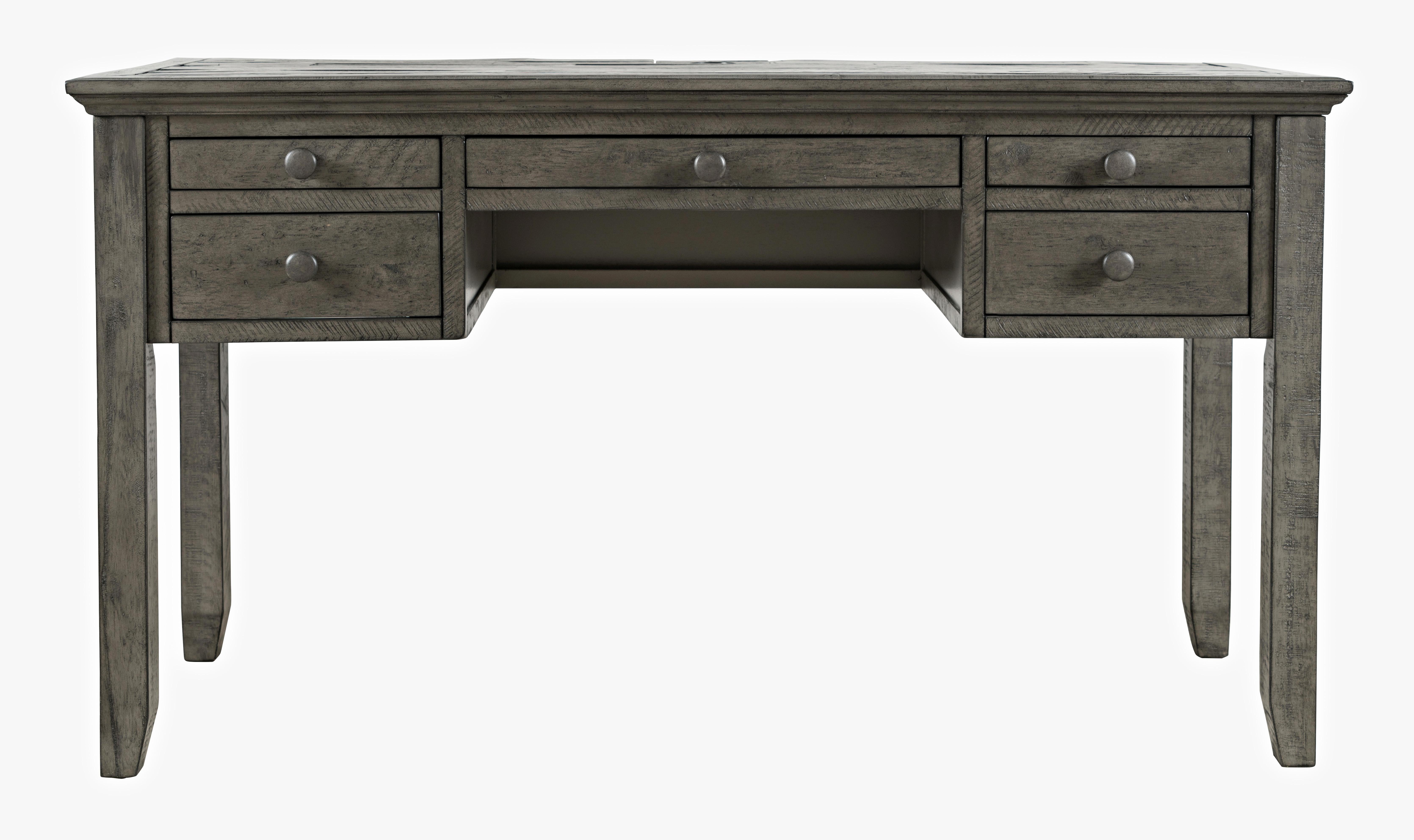 Rustic Shores Power Desk by VFM Signature at Virginia Furniture Market
