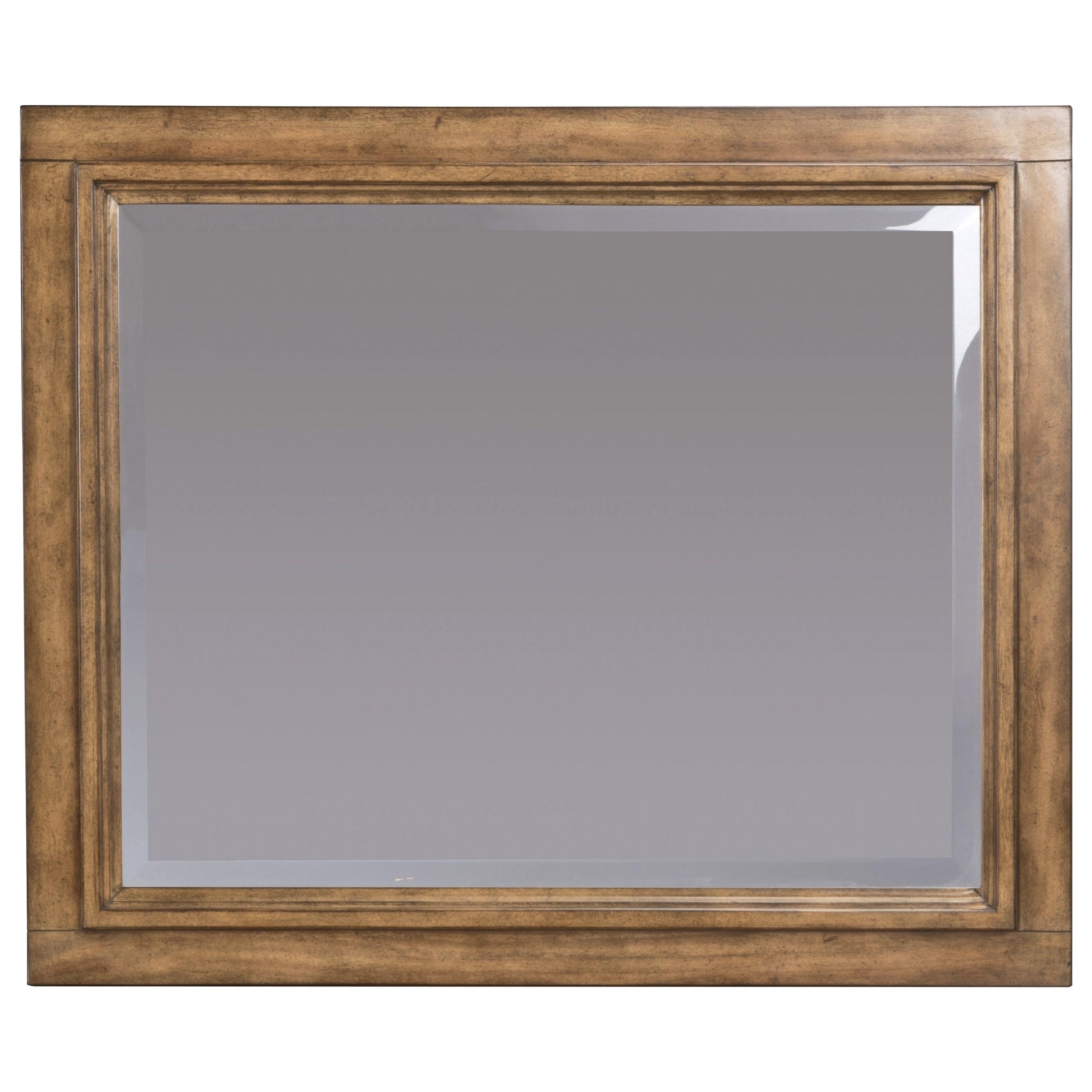 Sedona Mirror by homestyles at Sam Levitz Furniture