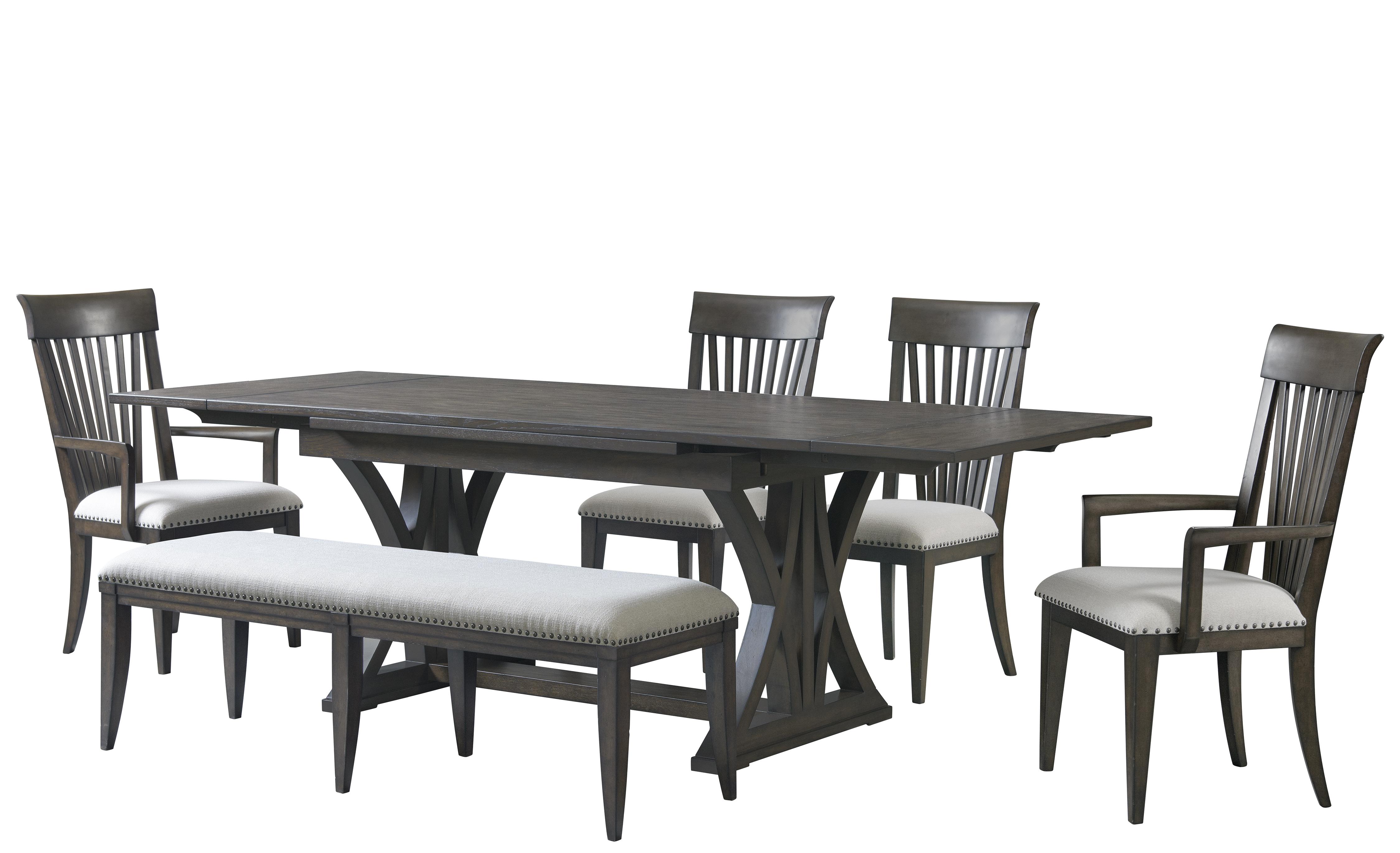 Forsyth 6-Piece Dining Set by Riverside Furniture at Mueller Furniture