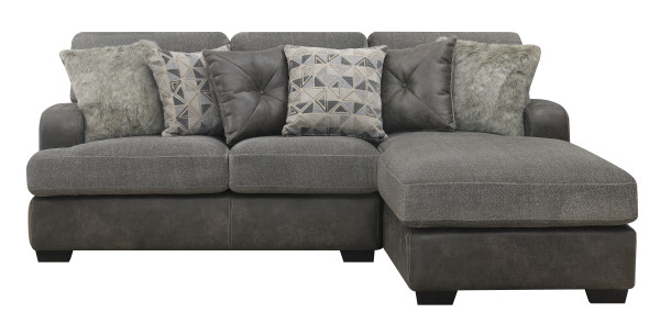 Berlin 2-Piece RSF Chaise Sectional by Emerald at Northeast Factory Direct