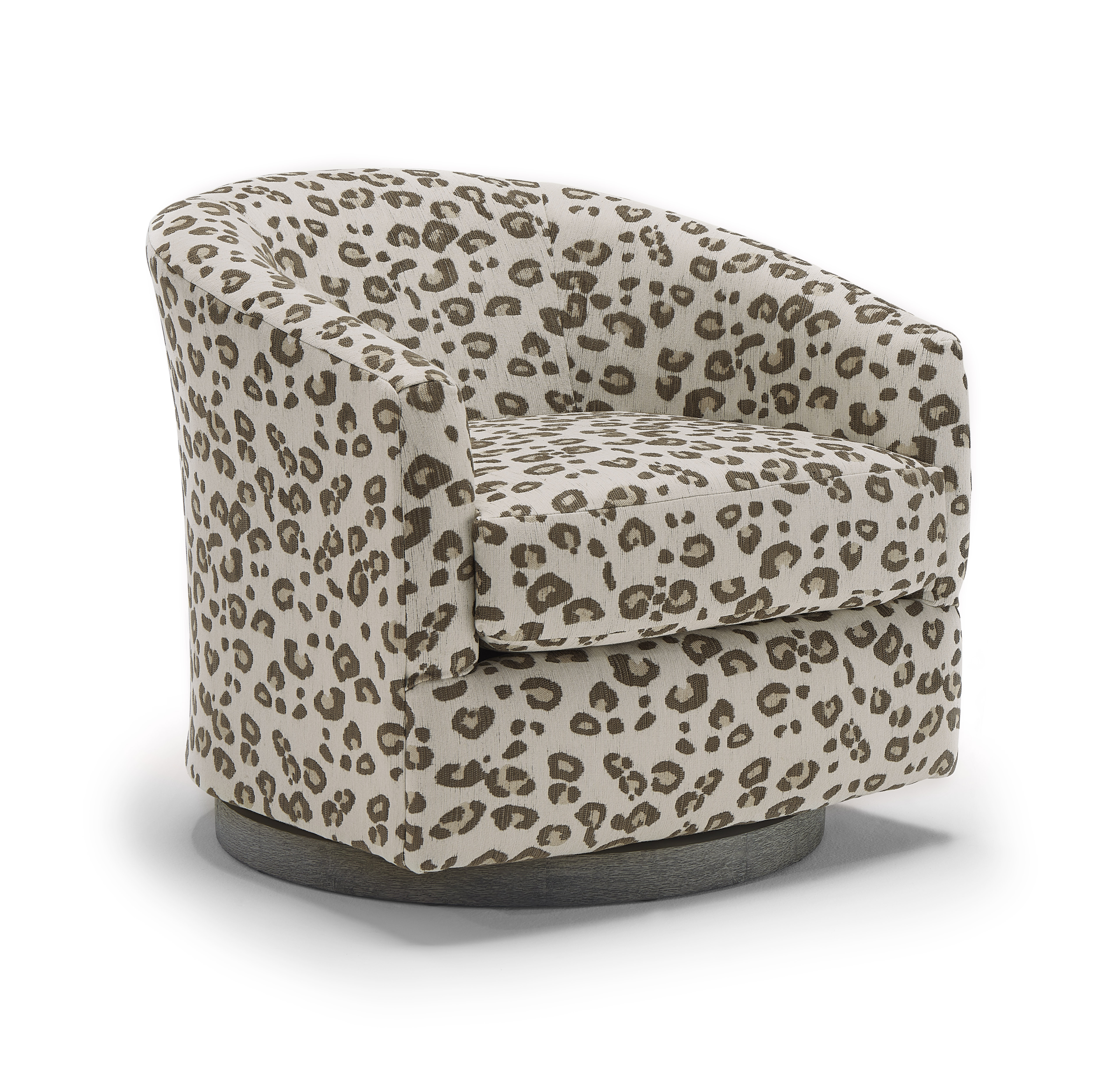 Ennely Swivel Chair by Best Home Furnishings at Powell's Furniture and Mattress