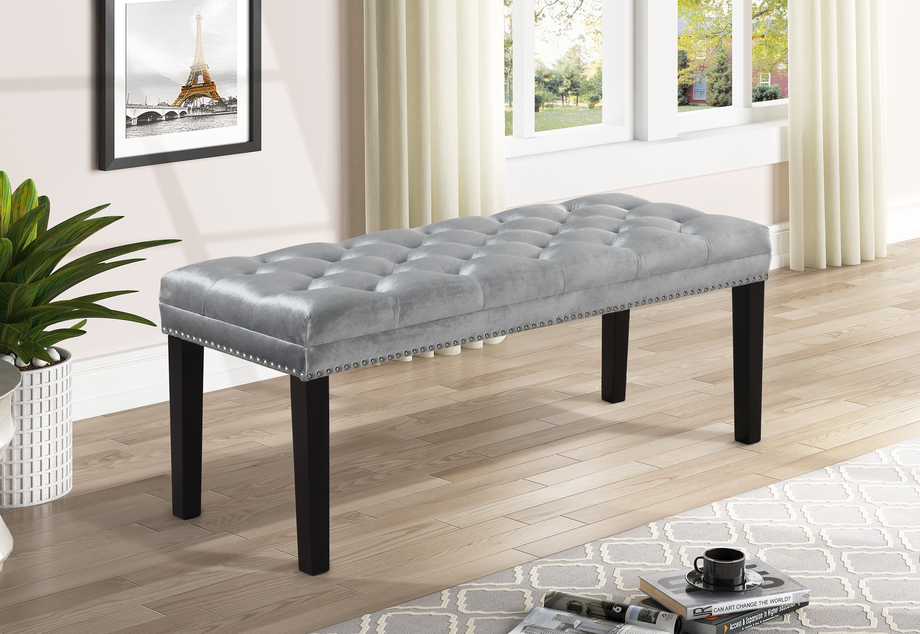 Amari Bench by Crown Mark at Dream Home Interiors