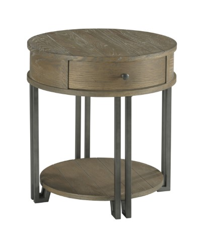 Saddletree End Table by England at Lynn's Furniture & Mattress