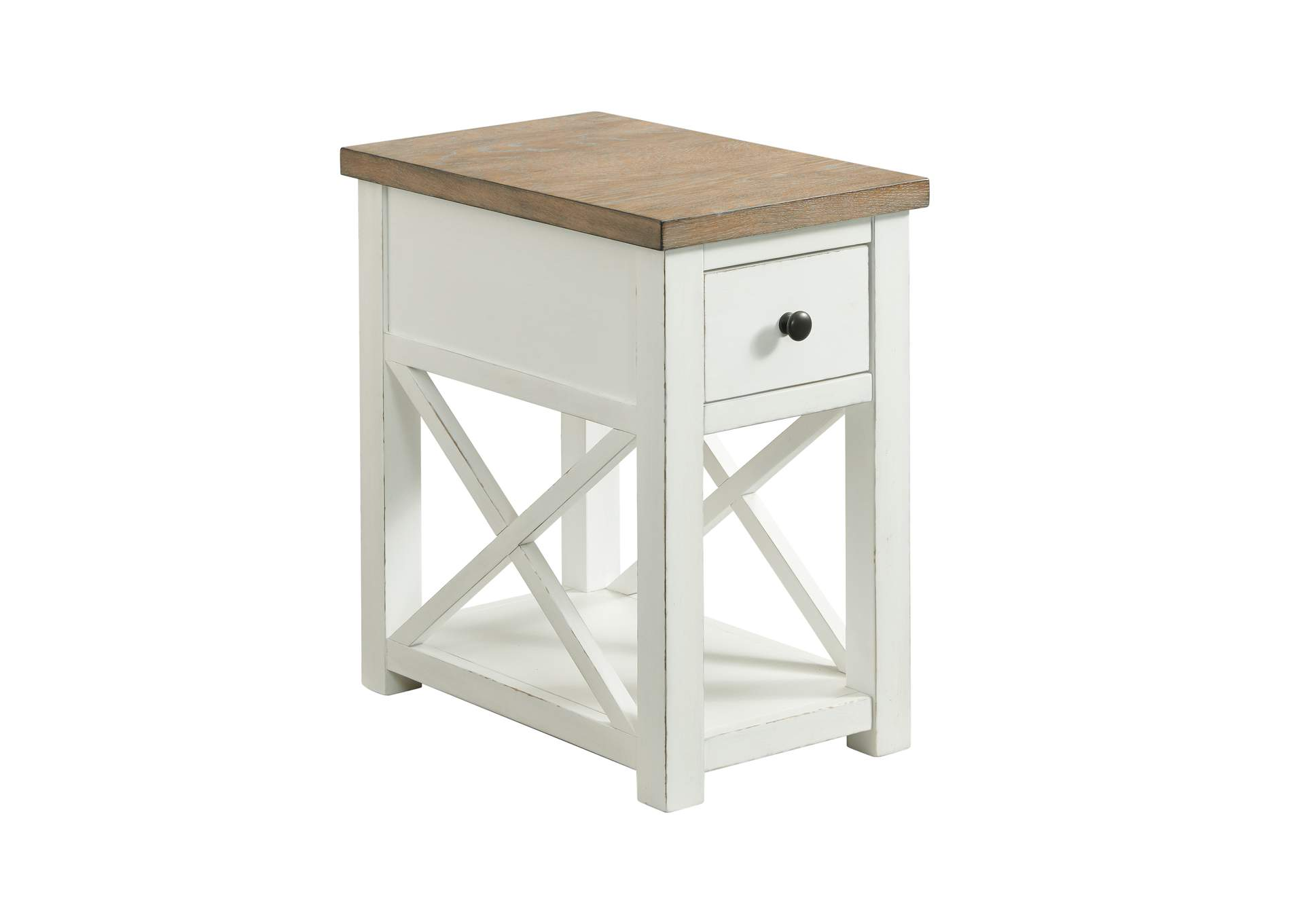 7640 Chairside Table by Lane at Story & Lee Furniture
