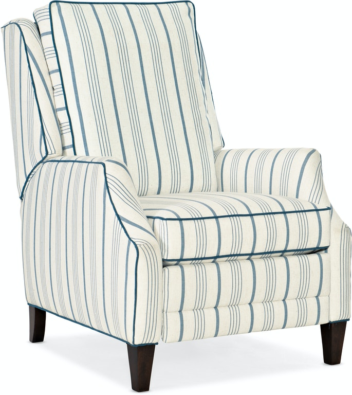 Recliner w/ Solid Back