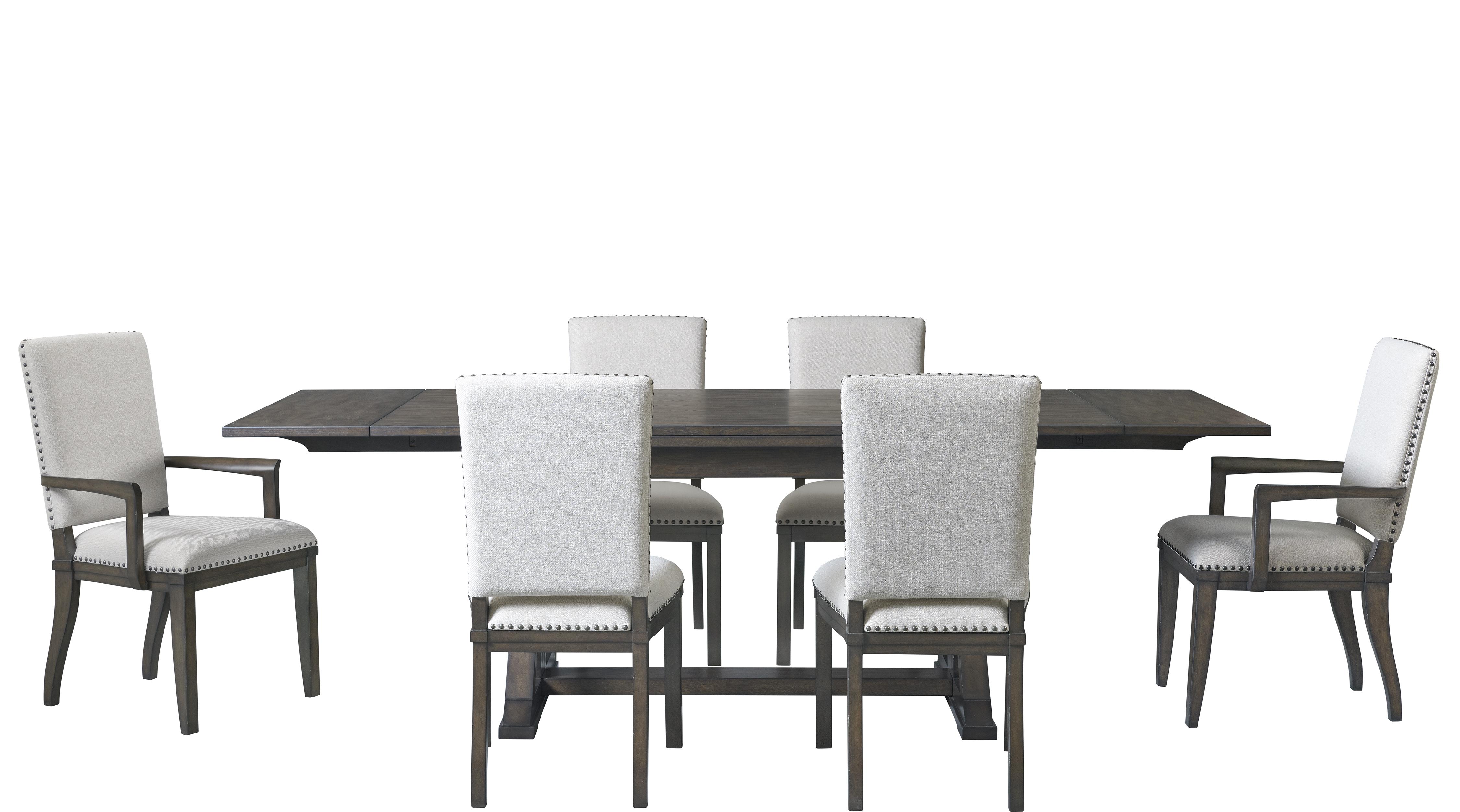 Forsyth 7-Piece Dining Set by Riverside Furniture at Mueller Furniture