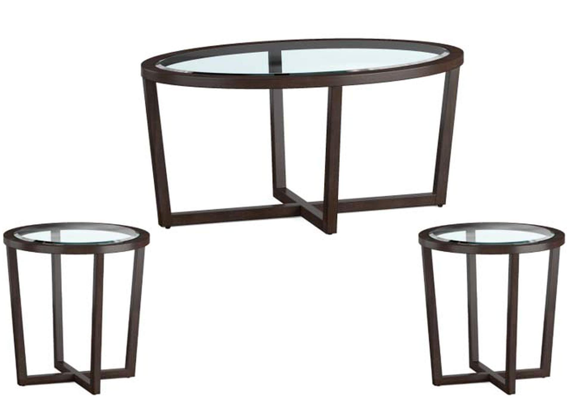 Butler Cocktail and End Table Set by Lane at Powell's Furniture and Mattress