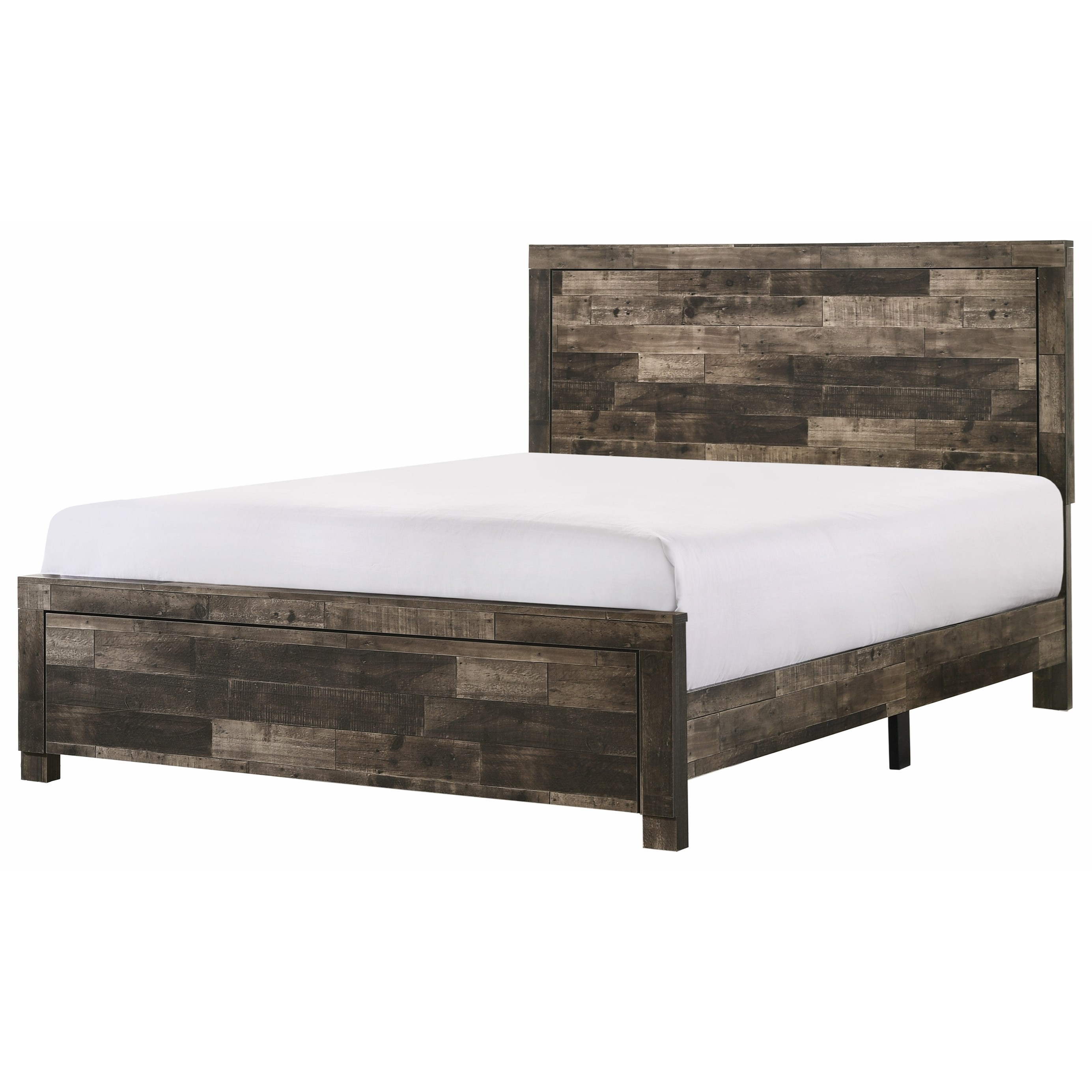 Tallulah Queen Bed in One Box by Crown Mark at Northeast Factory Direct